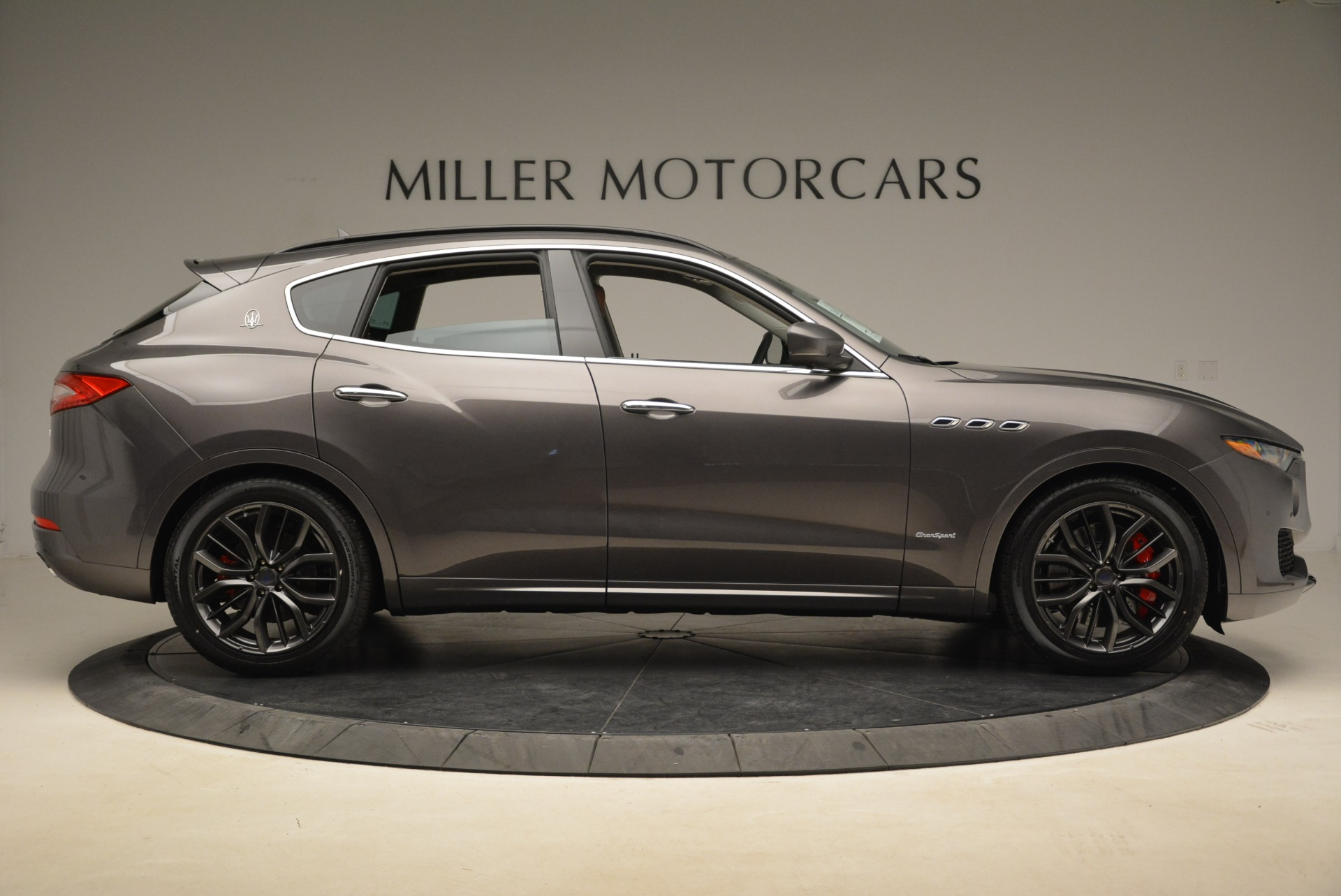 New 2018 Maserati Levante S Q4 GranSport For Sale In Greenwich, CT 2158_p8