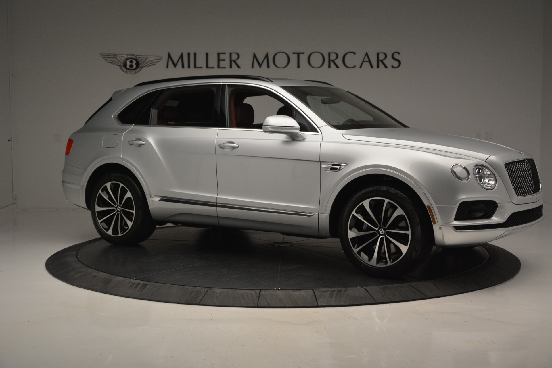 New 2019 Bentley Bentayga V8 For Sale In Greenwich, CT 2161_p10