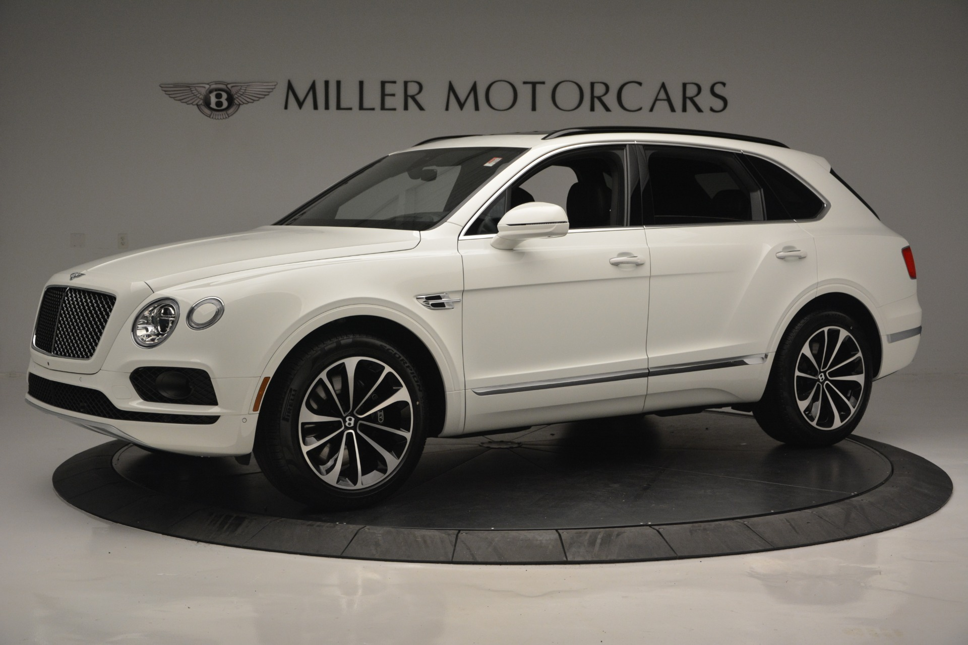 Used 2019 Bentley Bentayga V8 For Sale In Greenwich, CT