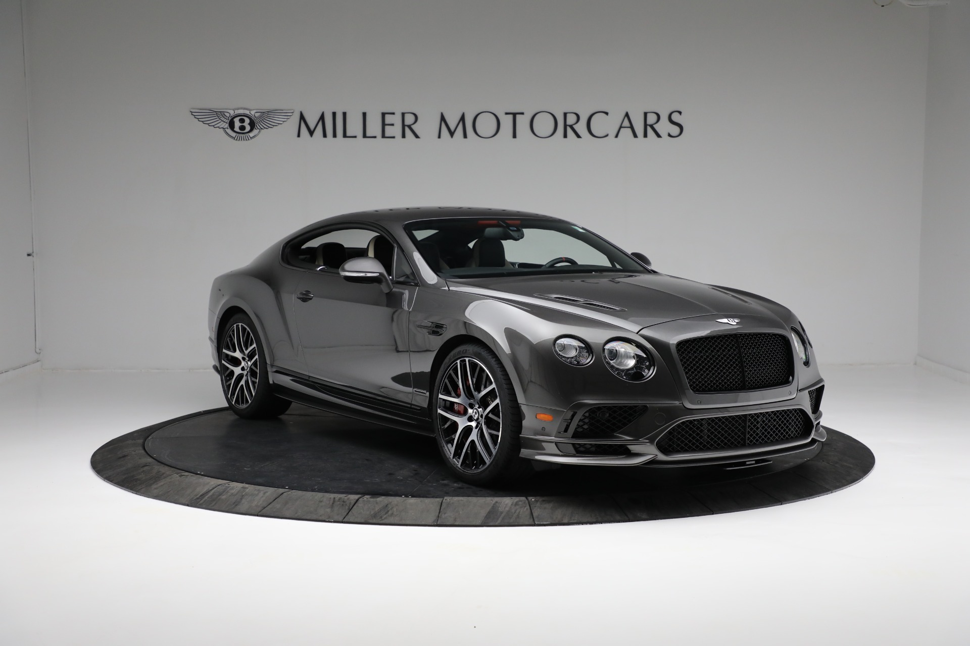 Used 2017 Bentley Continental GT Supersports For Sale In Greenwich, CT 2169_p11