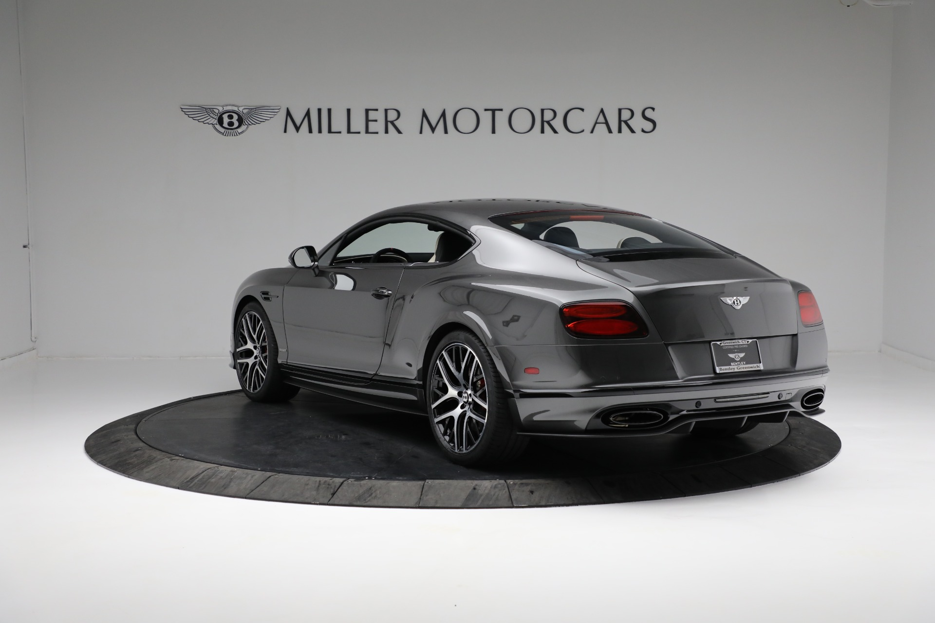 Used 2017 Bentley Continental GT Supersports For Sale In Greenwich, CT 2169_p5