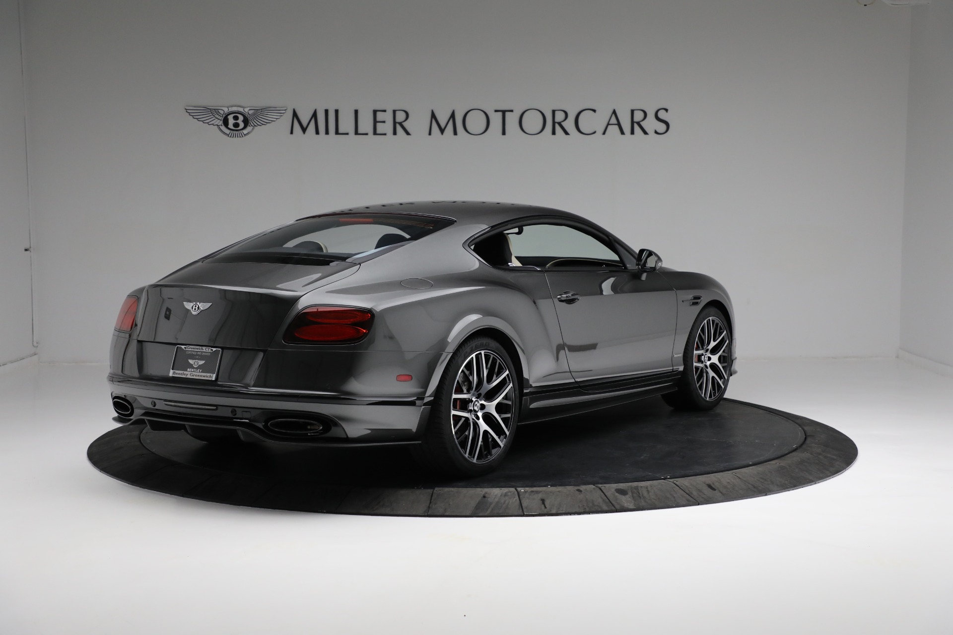 Used 2017 Bentley Continental GT Supersports For Sale In Greenwich, CT 2169_p8