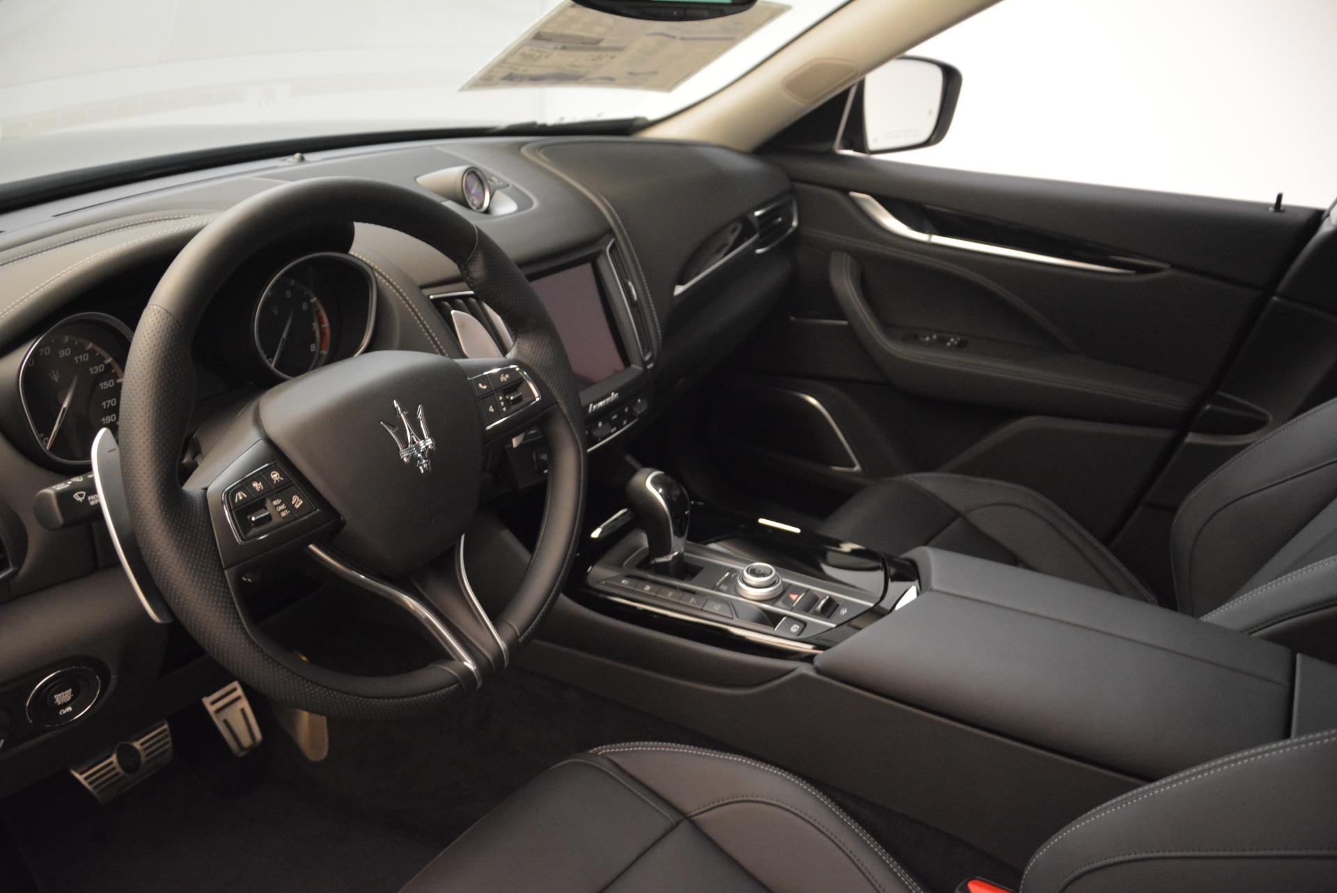 New 2018 Maserati Levante S Q4 GranSport For Sale In Greenwich, CT 2170_p12