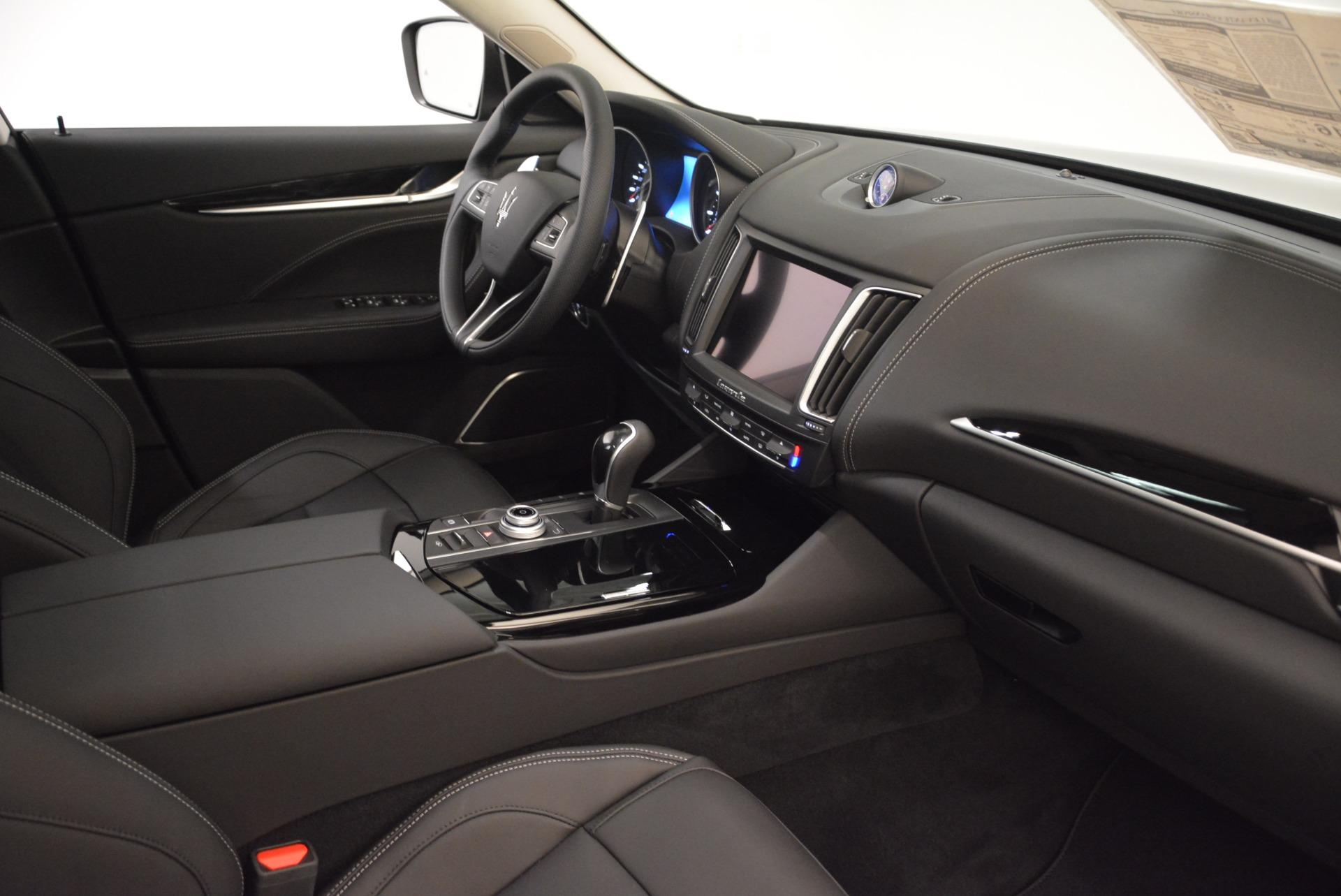 New 2018 Maserati Levante S Q4 GranSport For Sale In Greenwich, CT 2170_p20
