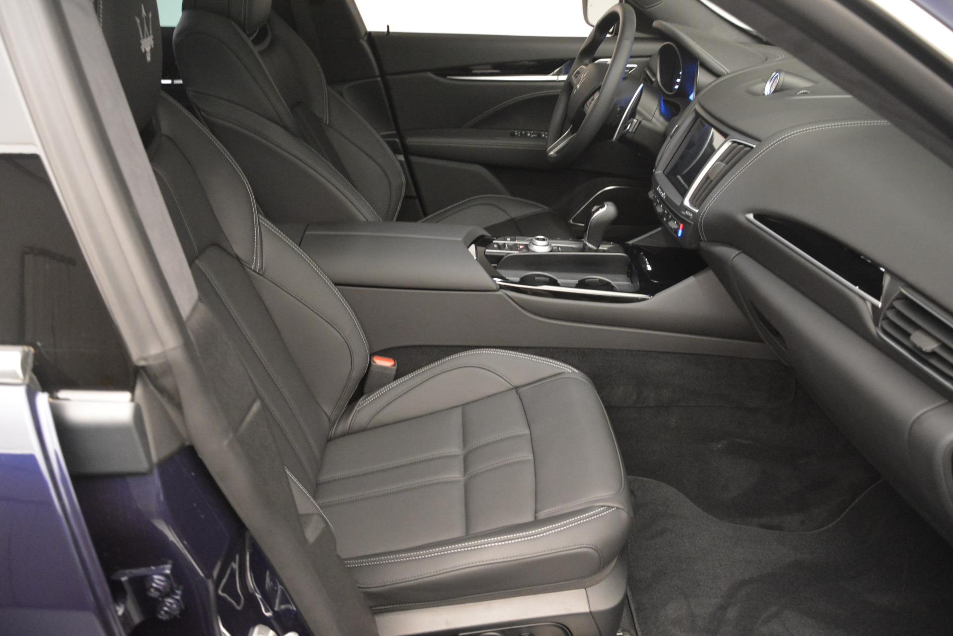 New 2018 Maserati Levante S Q4 GranSport For Sale In Greenwich, CT 2171_p24