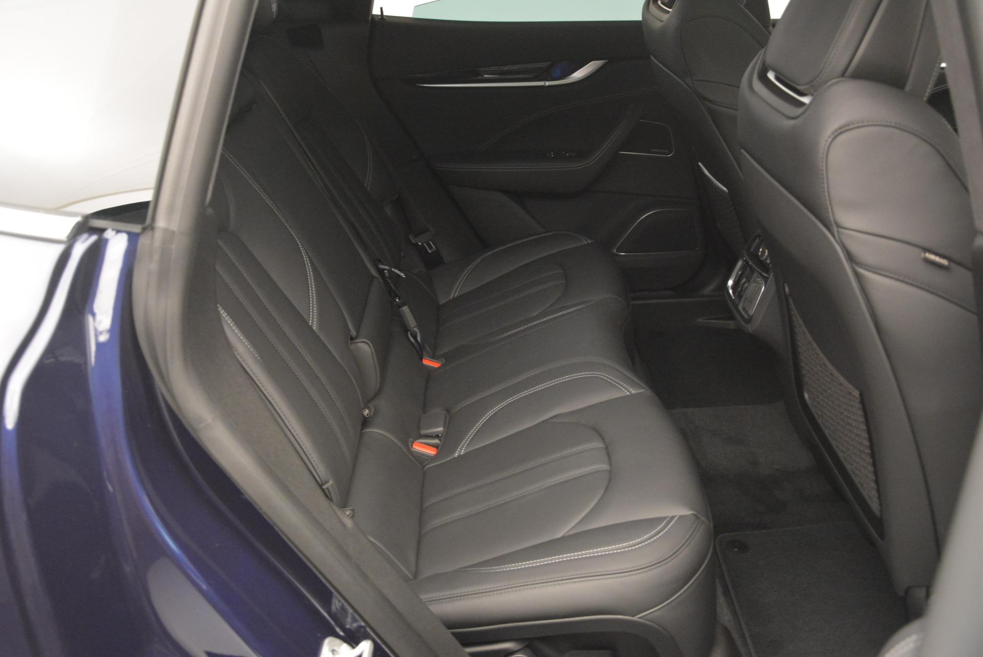 New 2018 Maserati Levante S Q4 GranSport For Sale In Greenwich, CT 2171_p27