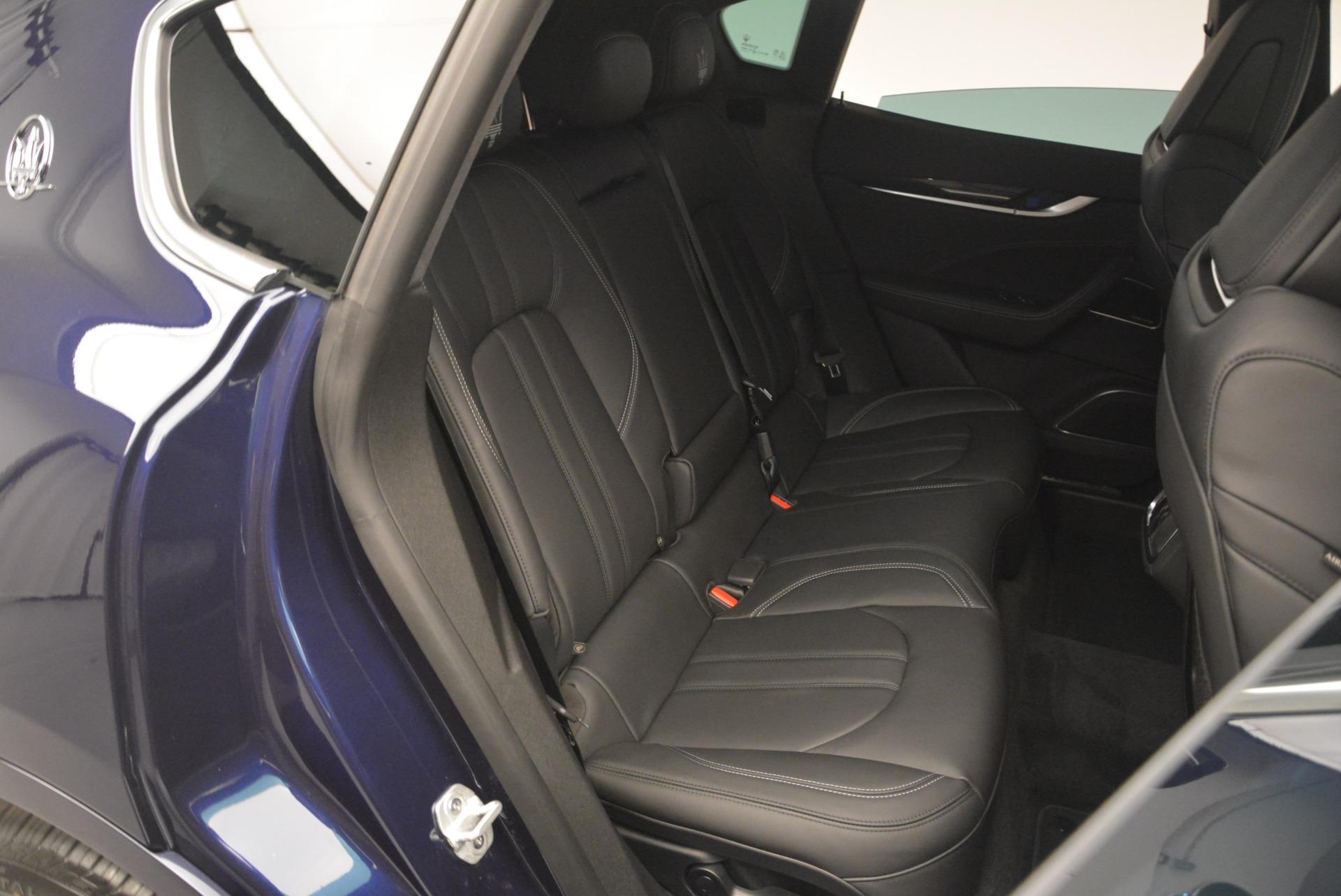 New 2018 Maserati Levante S Q4 GranSport For Sale In Greenwich, CT 2171_p29