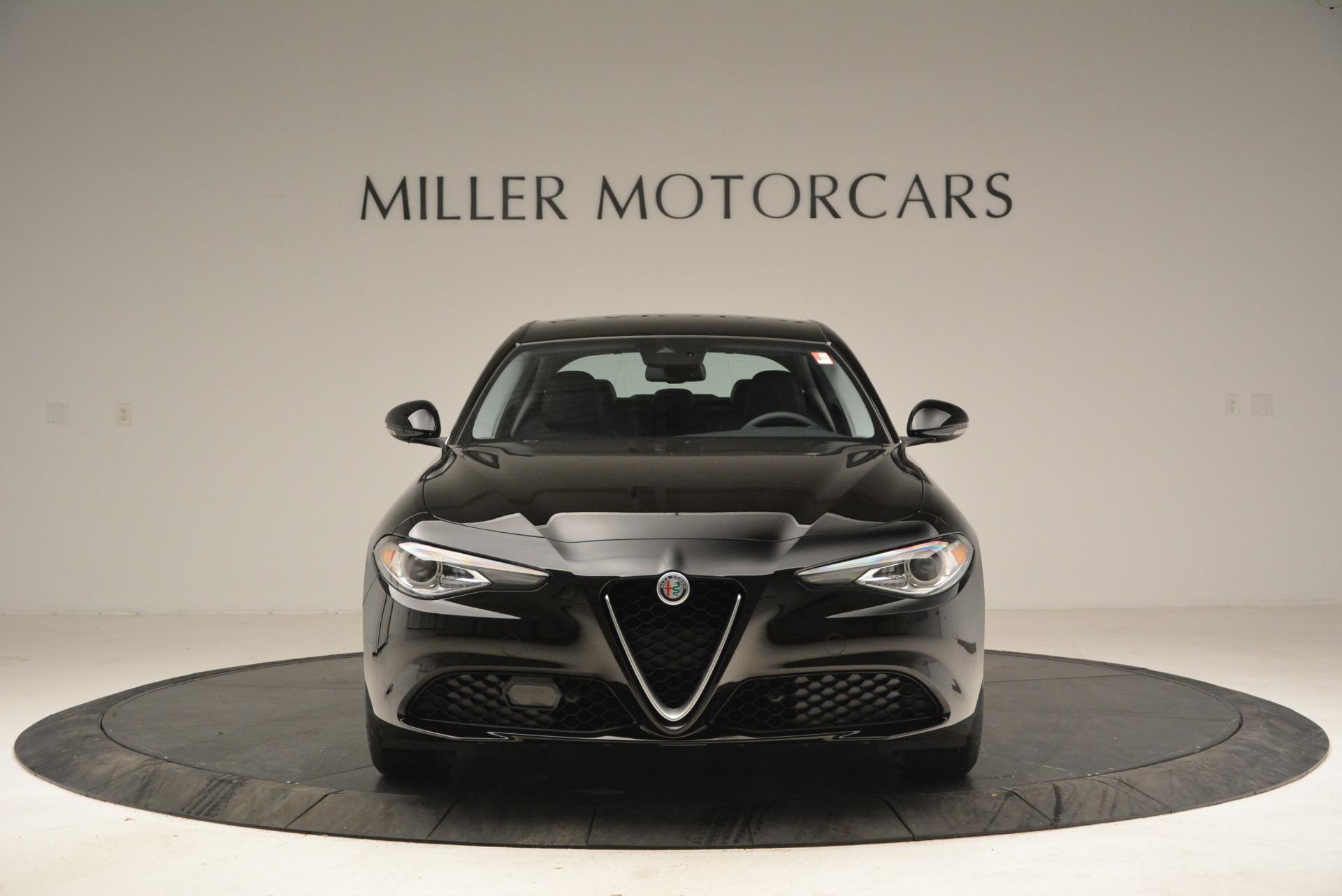 New 2018 Alfa Romeo Giulia Ti Q4 For Sale In Greenwich, CT 2177_p12