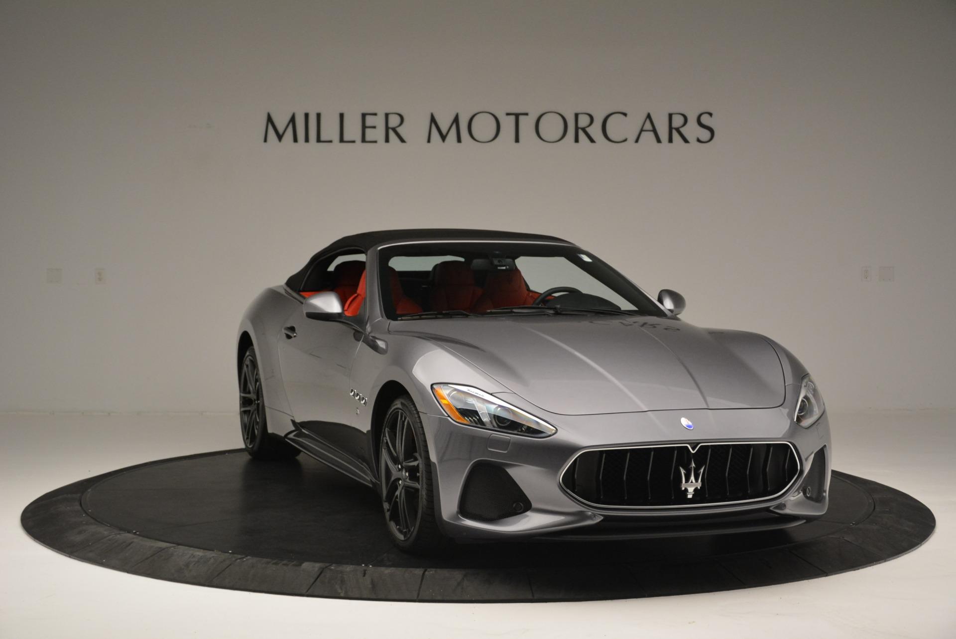 New 2018 Maserati GranTurismo Sport Convertible For Sale In Greenwich, CT 2182_p23