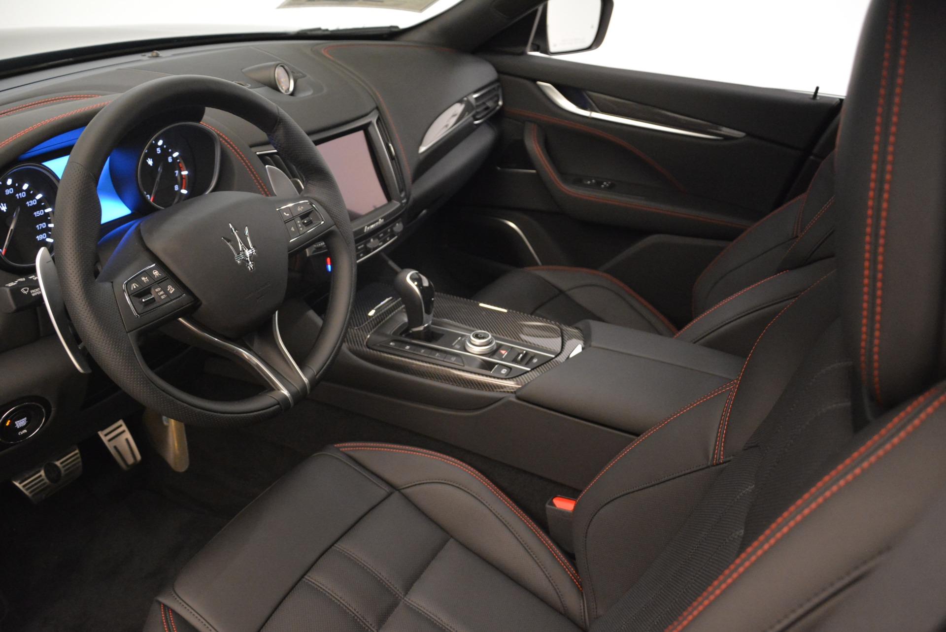 New 2018 Maserati Levante S Q4 GranSport For Sale In Greenwich, CT 2183_p13