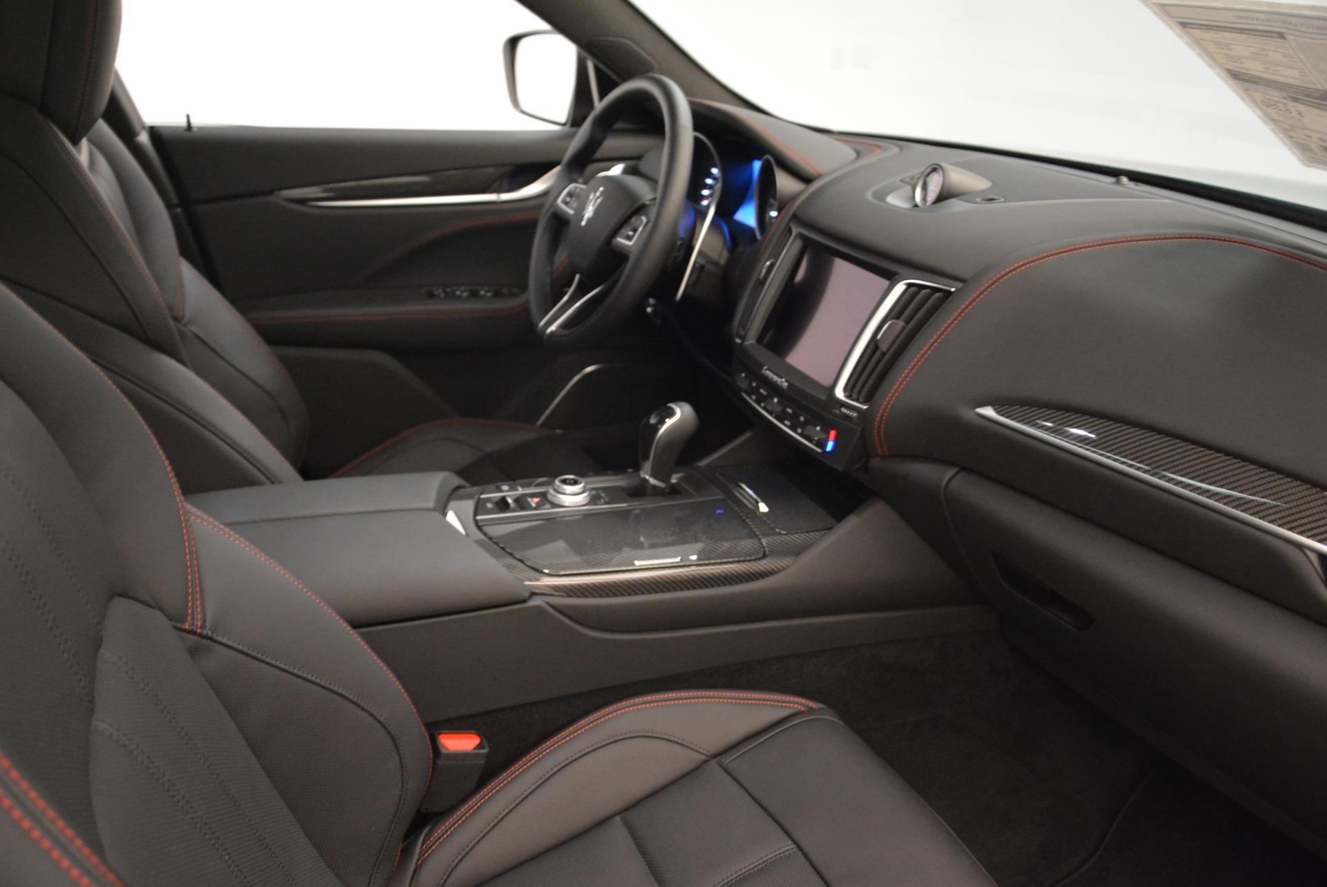 New 2018 Maserati Levante S Q4 GranSport For Sale In Greenwich, CT 2183_p14
