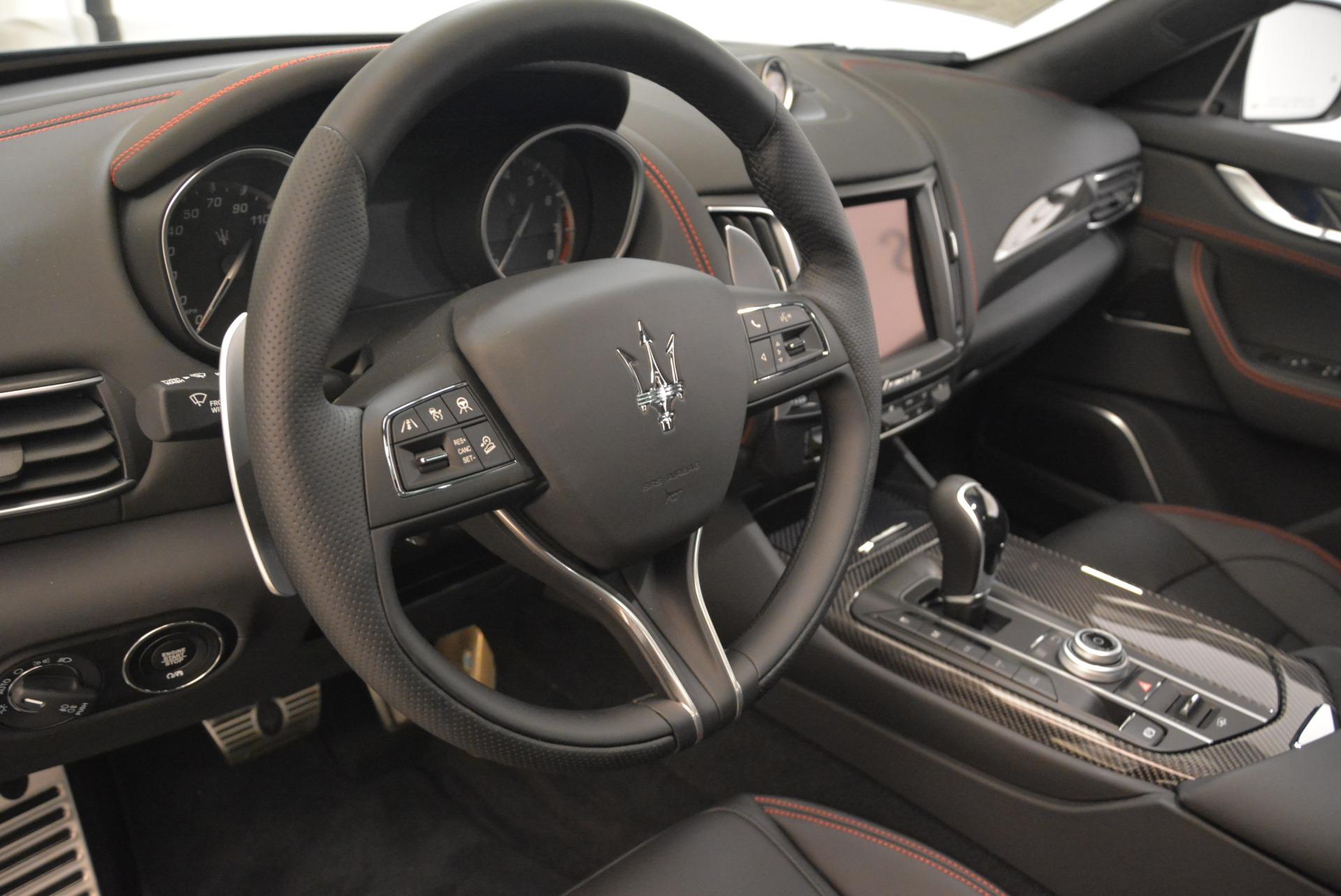 New 2018 Maserati Levante S Q4 GranSport For Sale In Greenwich, CT 2183_p18