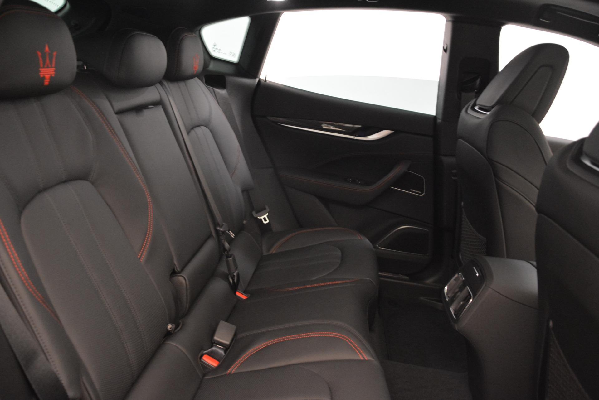New 2018 Maserati Levante S Q4 GranSport For Sale In Greenwich, CT 2183_p26