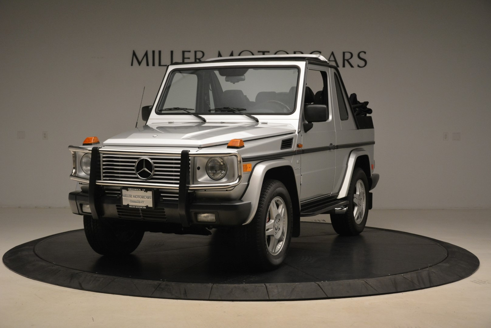 Used 2000 Mercedes-Benz G500 RENNTech  For Sale In Greenwich, CT