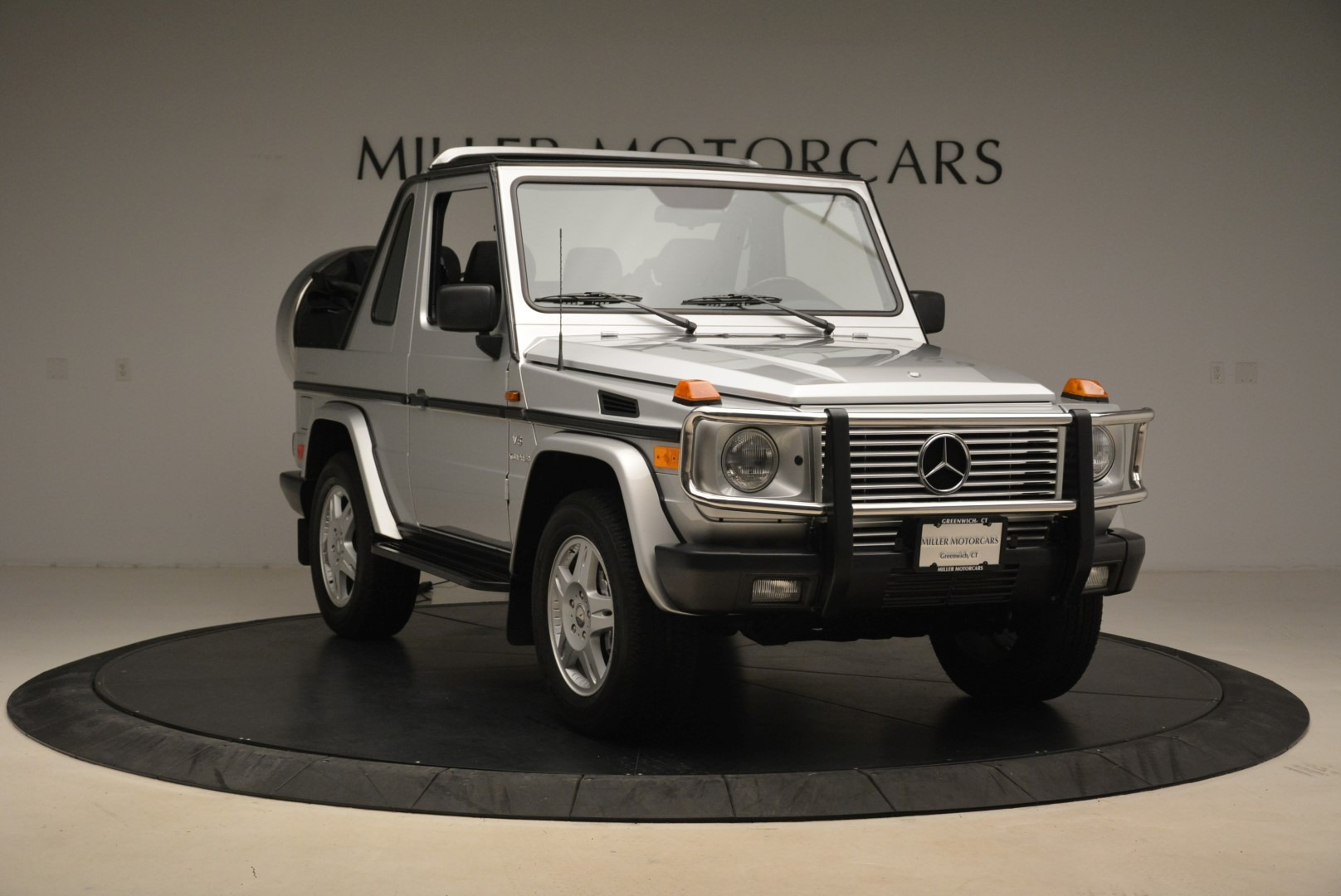 Used 2000 Mercedes-Benz G500 RENNTech  For Sale In Greenwich, CT 2184_p11