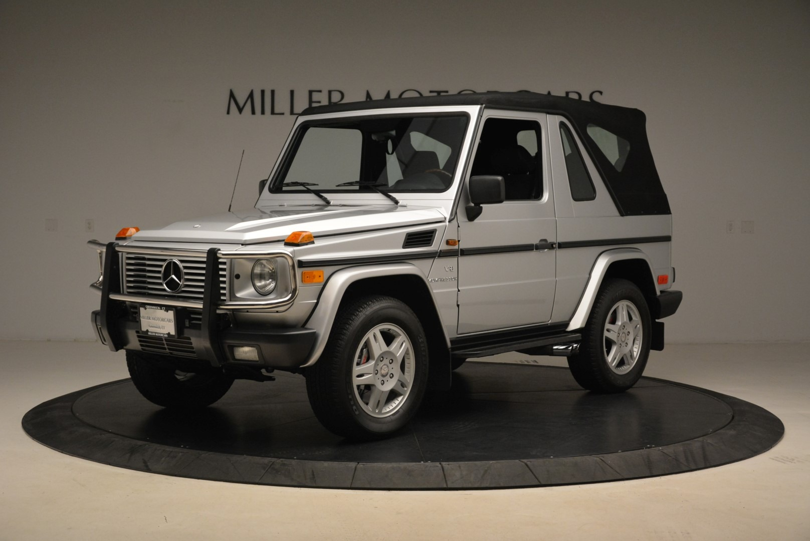 Used 2000 Mercedes-Benz G500 RENNTech  For Sale In Greenwich, CT 2184_p26