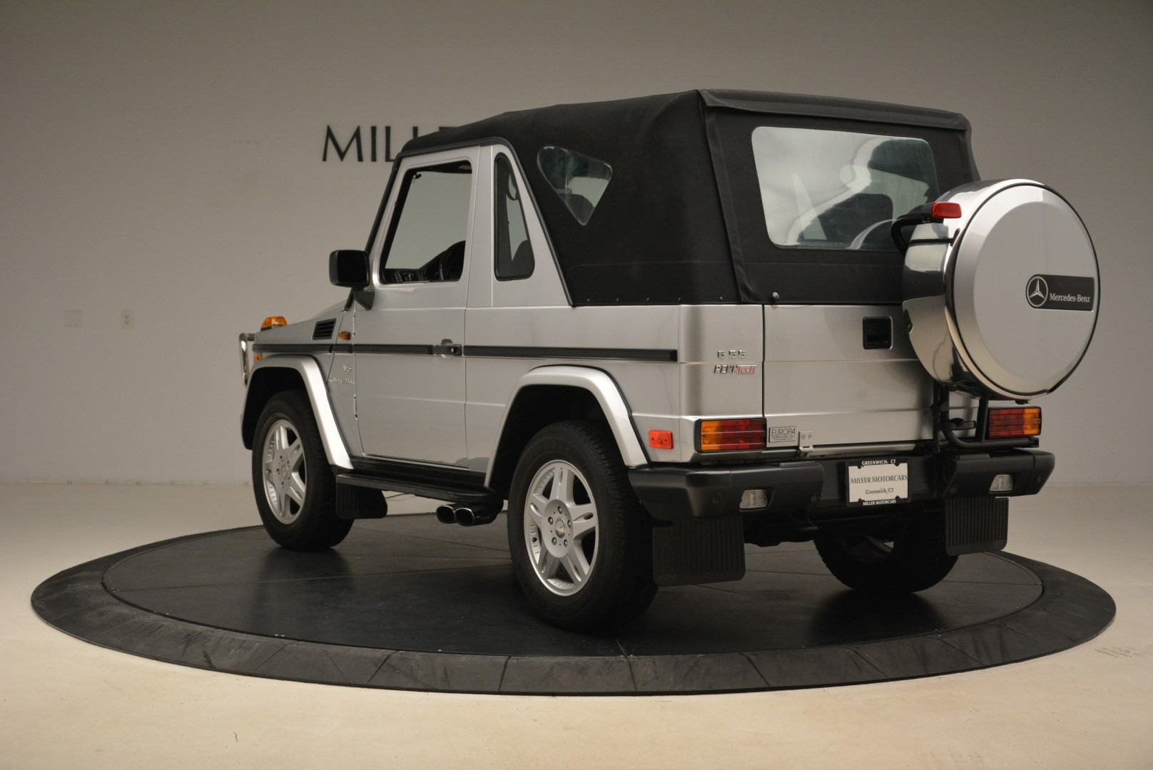 Used 2000 Mercedes-Benz G500 RENNTech  For Sale In Greenwich, CT 2184_p28