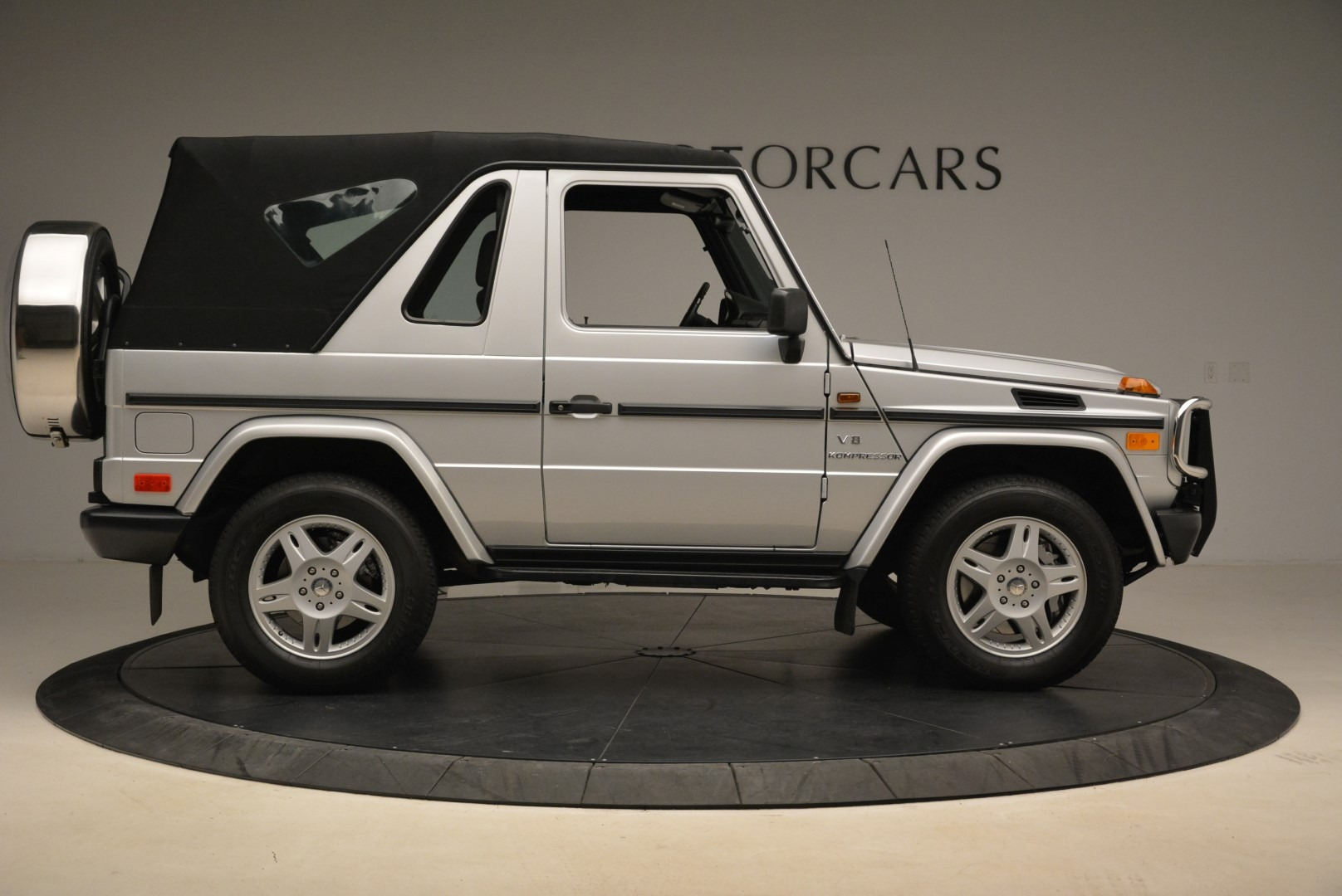 Used 2000 Mercedes-Benz G500 RENNTech  For Sale In Greenwich, CT 2184_p31