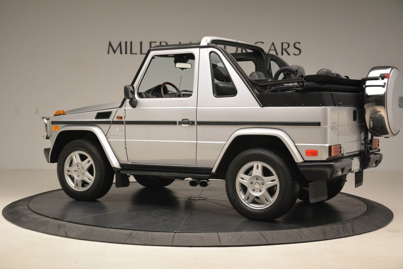 Used 2000 Mercedes-Benz G500 RENNTech  For Sale In Greenwich, CT 2184_p4