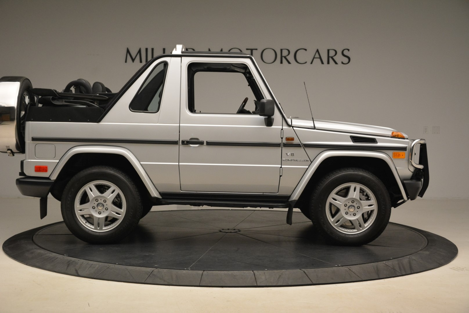 Used 2000 Mercedes-Benz G500 RENNTech  For Sale In Greenwich, CT 2184_p9