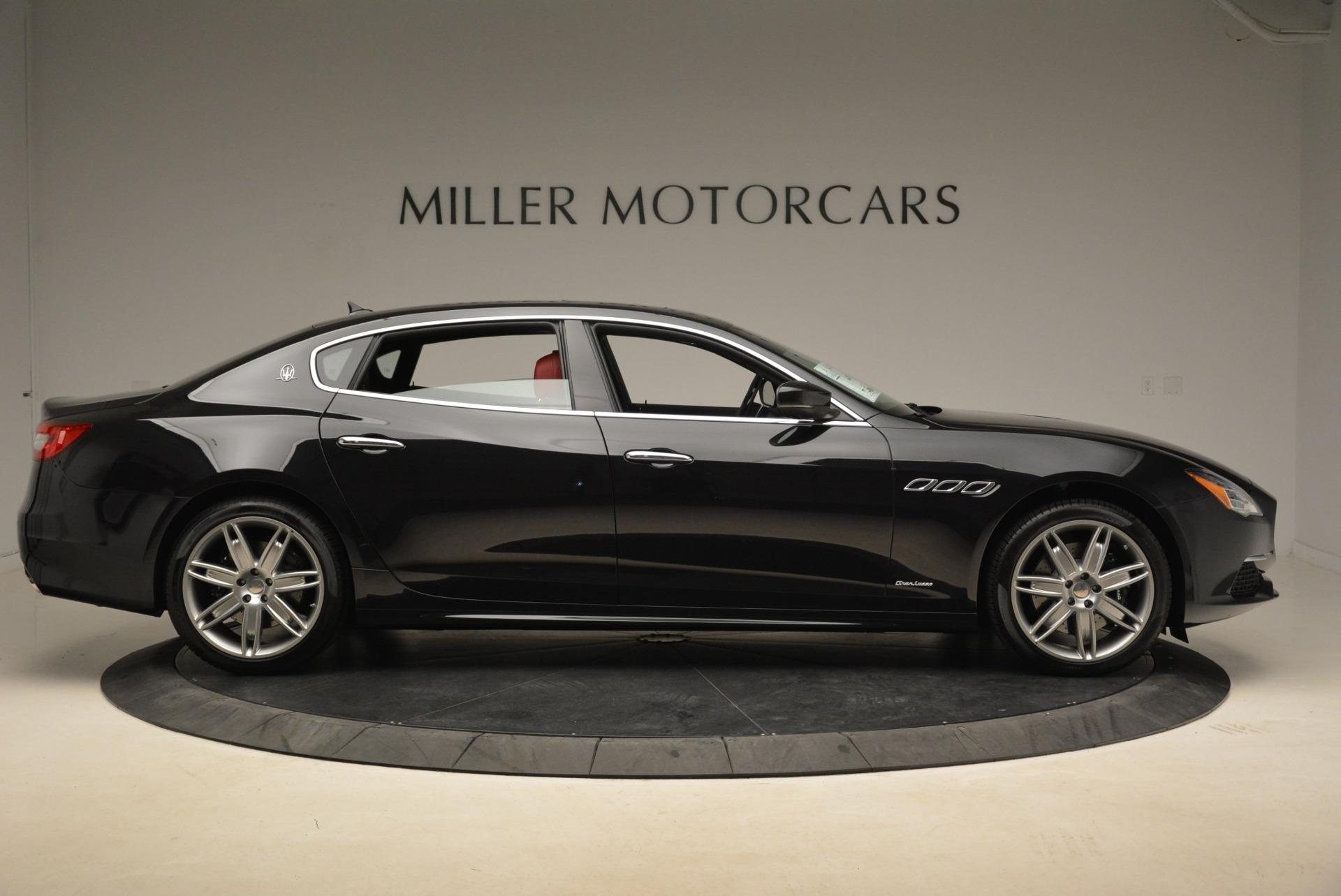 New 2018 Maserati Quattroporte S Q4 GranLusso For Sale In Greenwich, CT 2186_p10