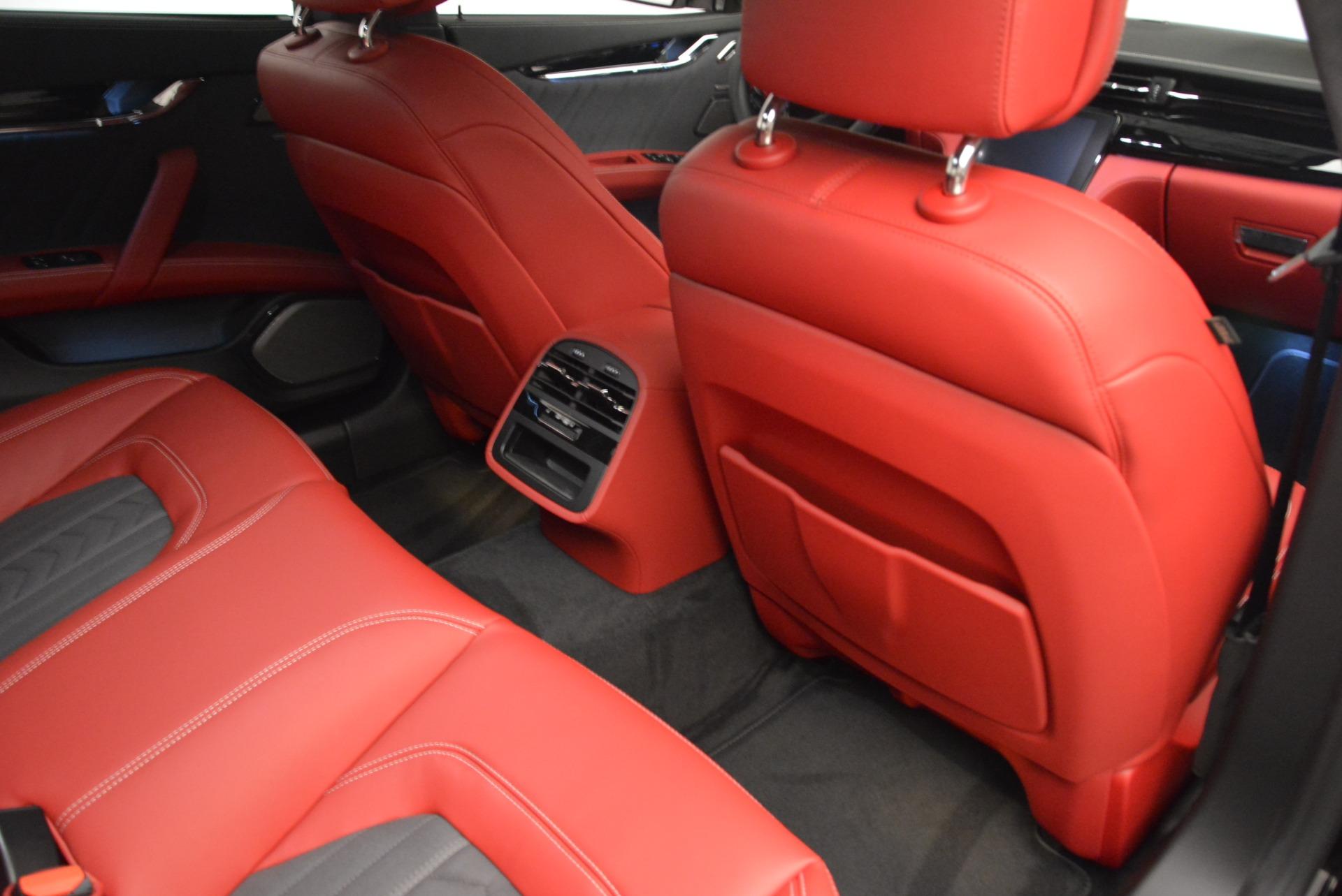 New 2018 Maserati Quattroporte S Q4 GranLusso For Sale In Greenwich, CT 2186_p24