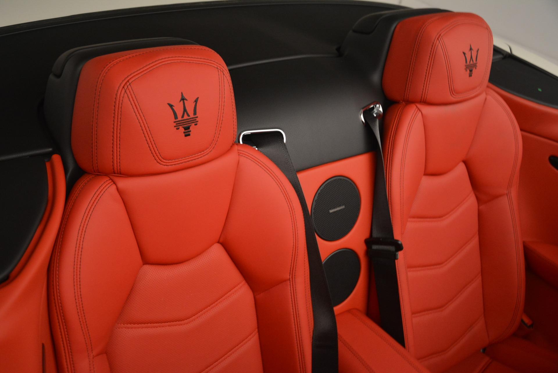 New 2018 Maserati GranTurismo Sport For Sale In Greenwich, CT 2187_p21