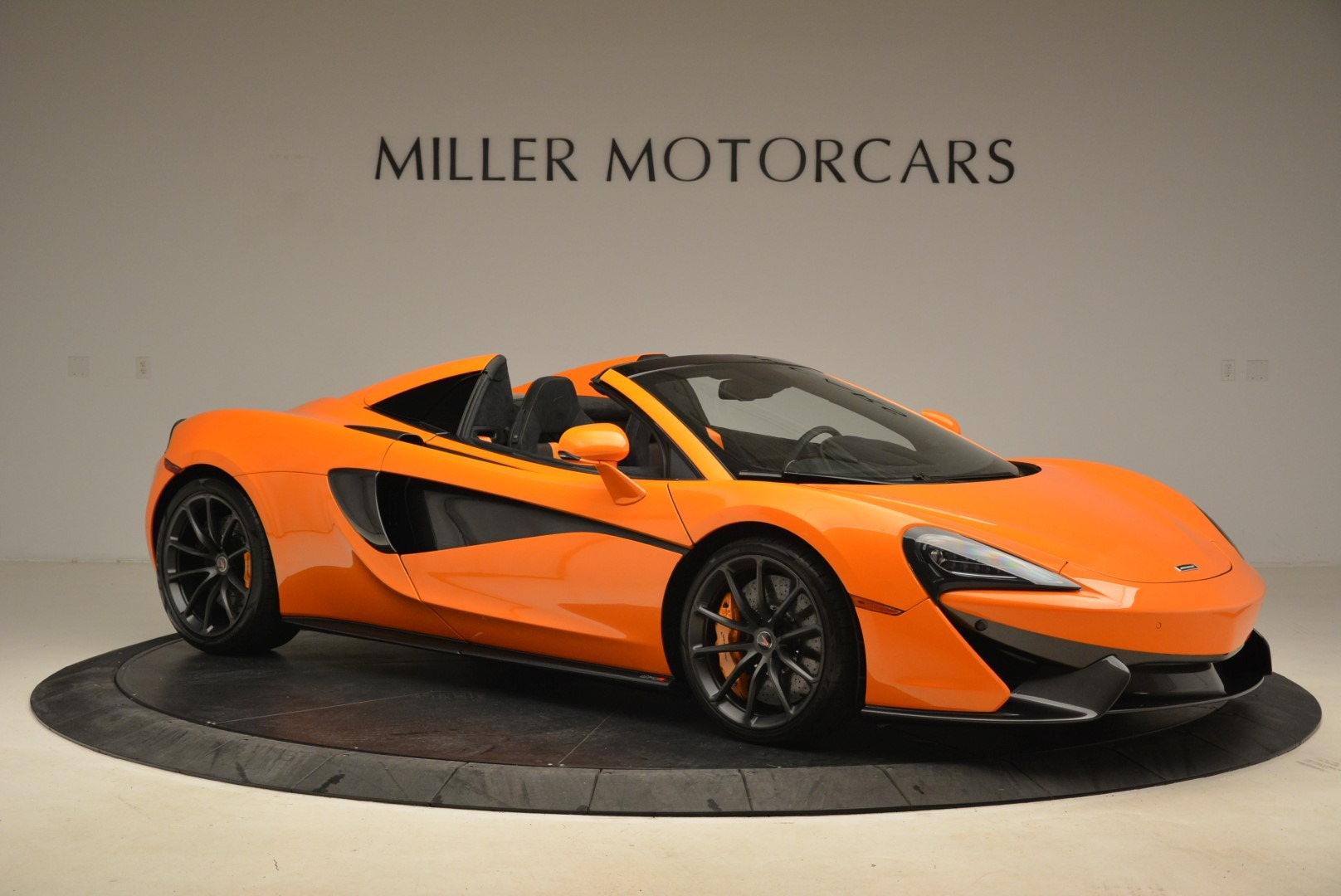 Used 2018 McLaren 570S Spider Convertible For Sale In Greenwich, CT 2188_p10