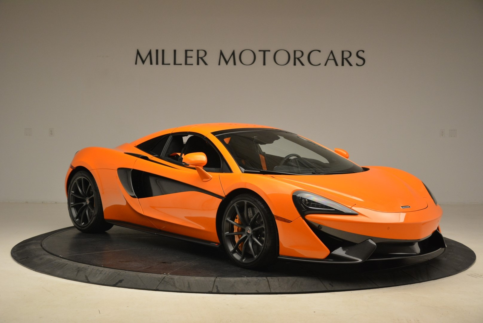 Used 2018 McLaren 570S Spider Convertible For Sale In Greenwich, CT 2188_p21