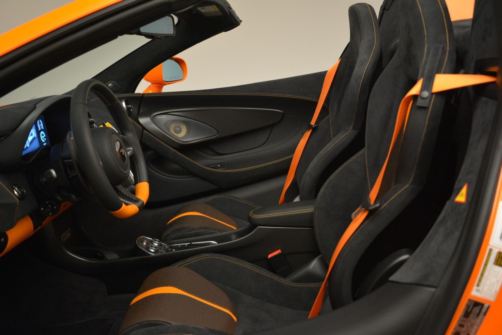 Used 2018 McLaren 570S Spider Convertible For Sale In Greenwich, CT 2188_p26