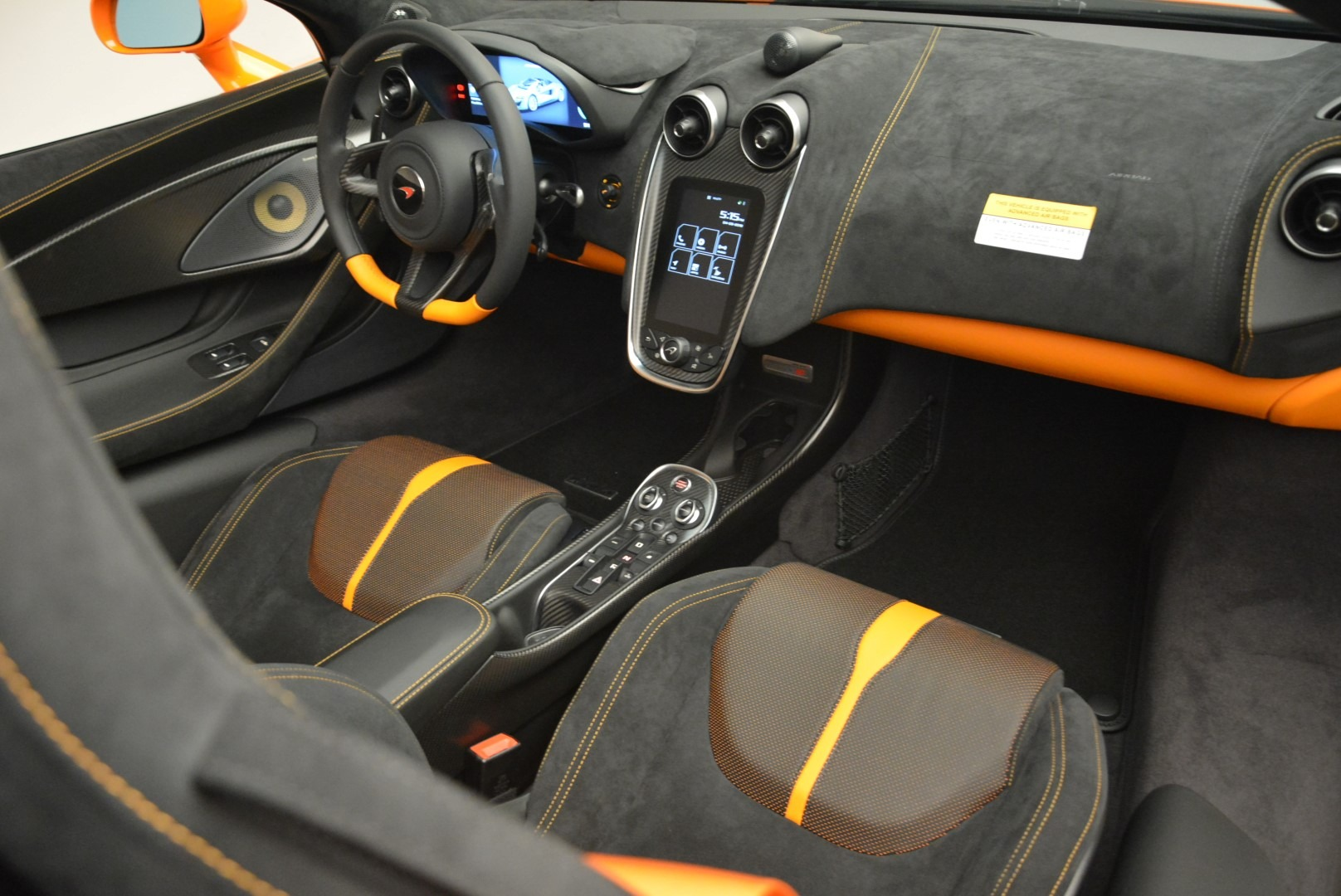 Used 2018 McLaren 570S Spider Convertible For Sale In Greenwich, CT 2188_p29