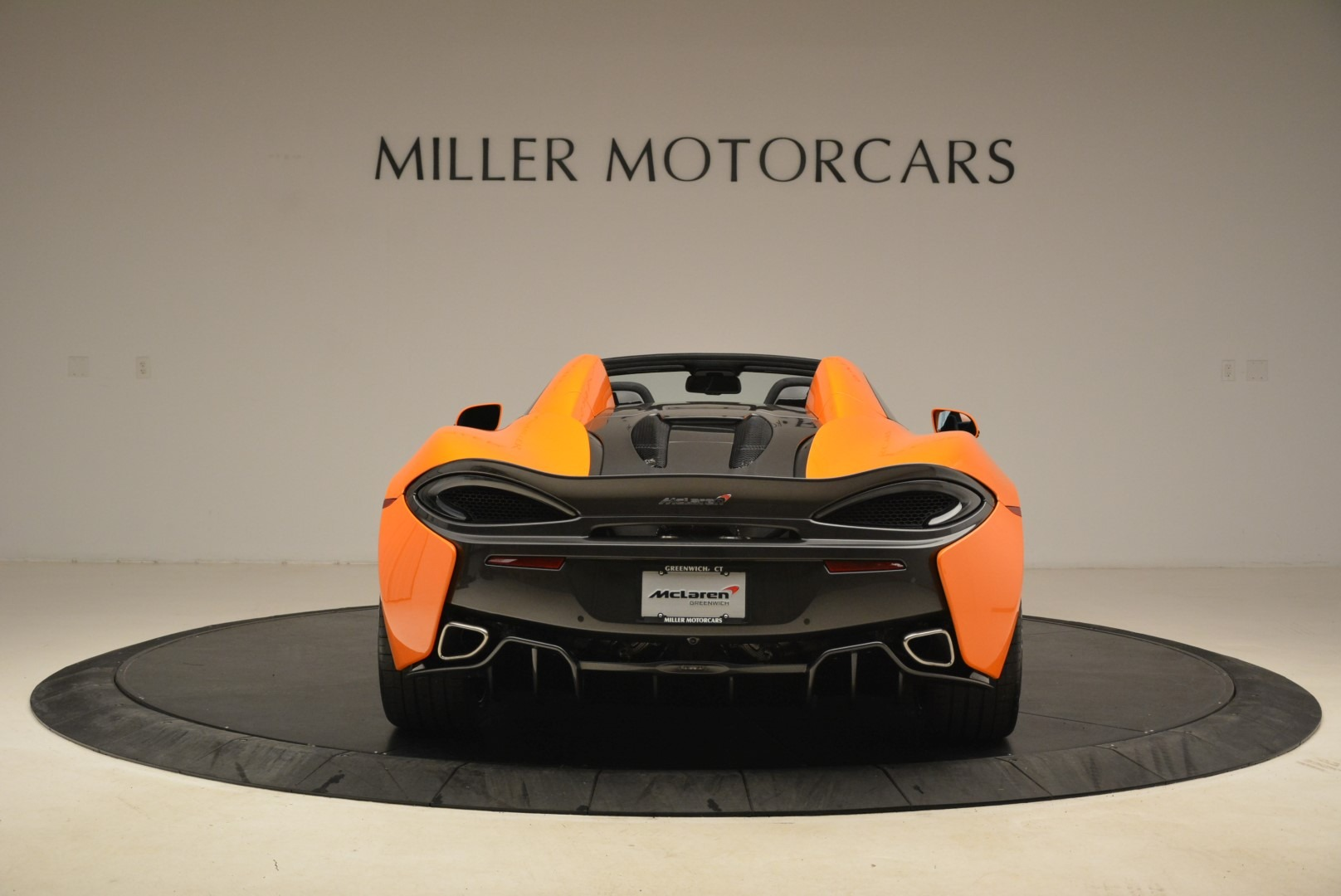 Used 2018 McLaren 570S Spider Convertible For Sale In Greenwich, CT 2188_p6