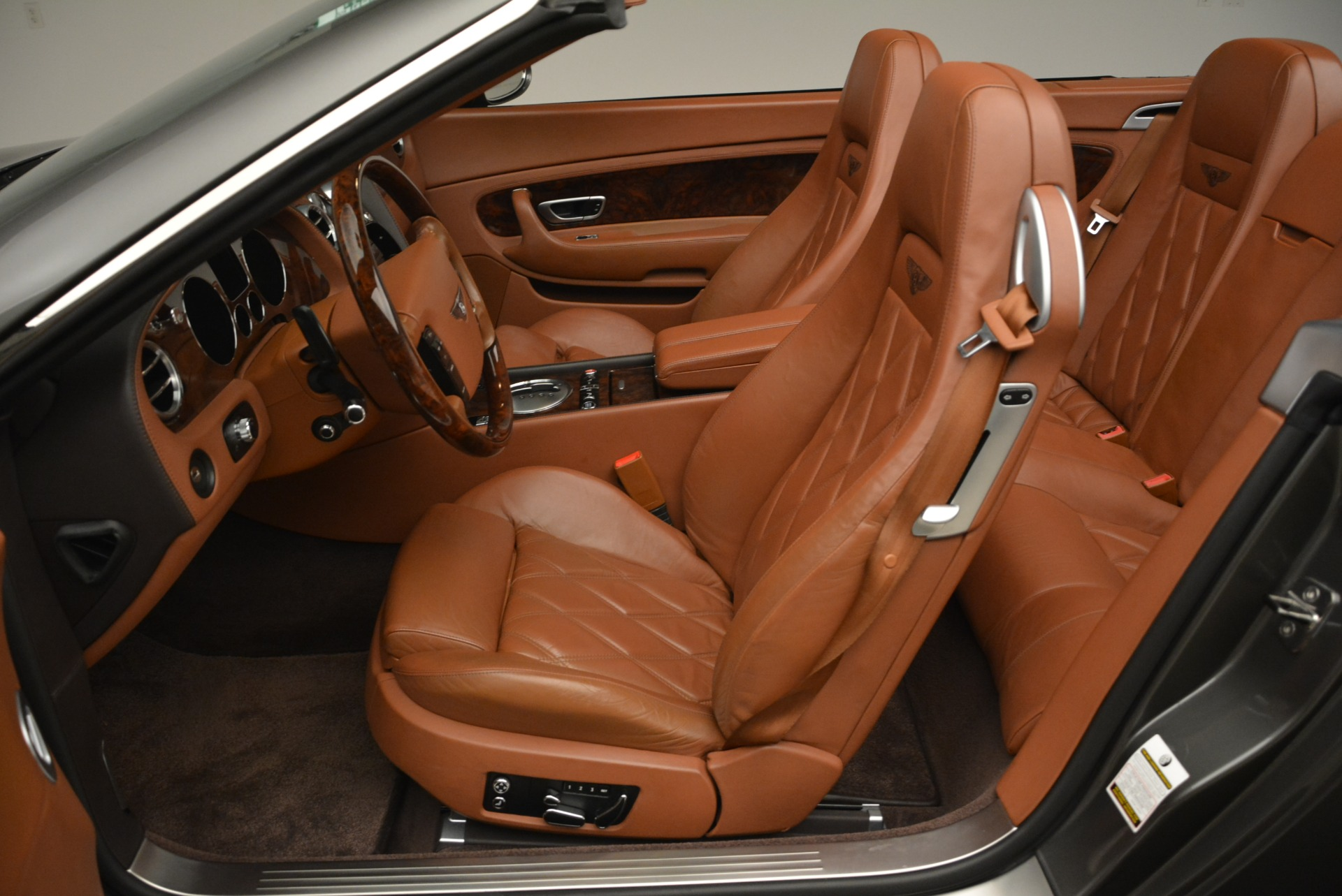 Used 2008 Bentley Continental GT W12 For Sale In Greenwich, CT 2190_p30