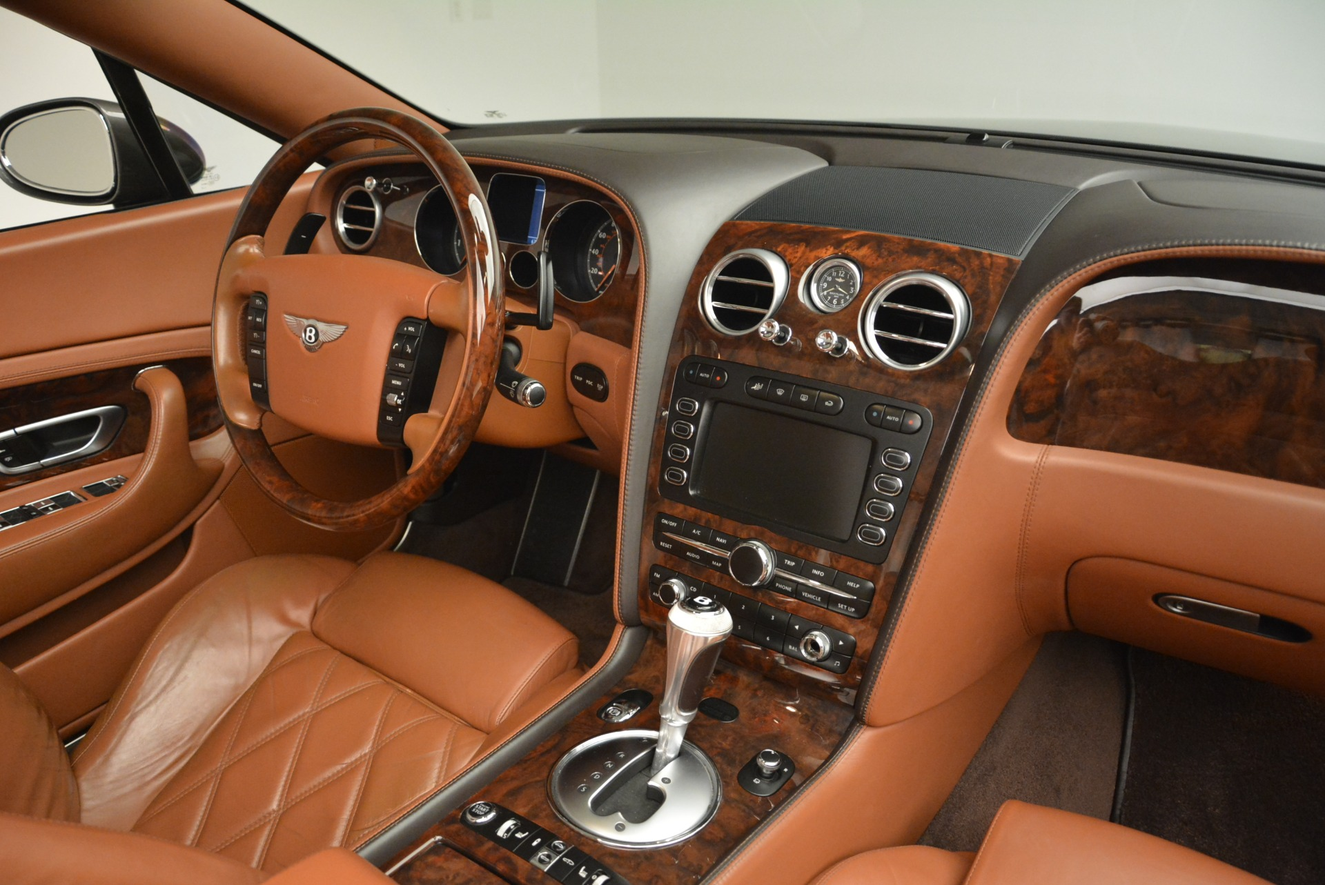Used 2008 Bentley Continental GT W12 For Sale In Greenwich, CT 2190_p43