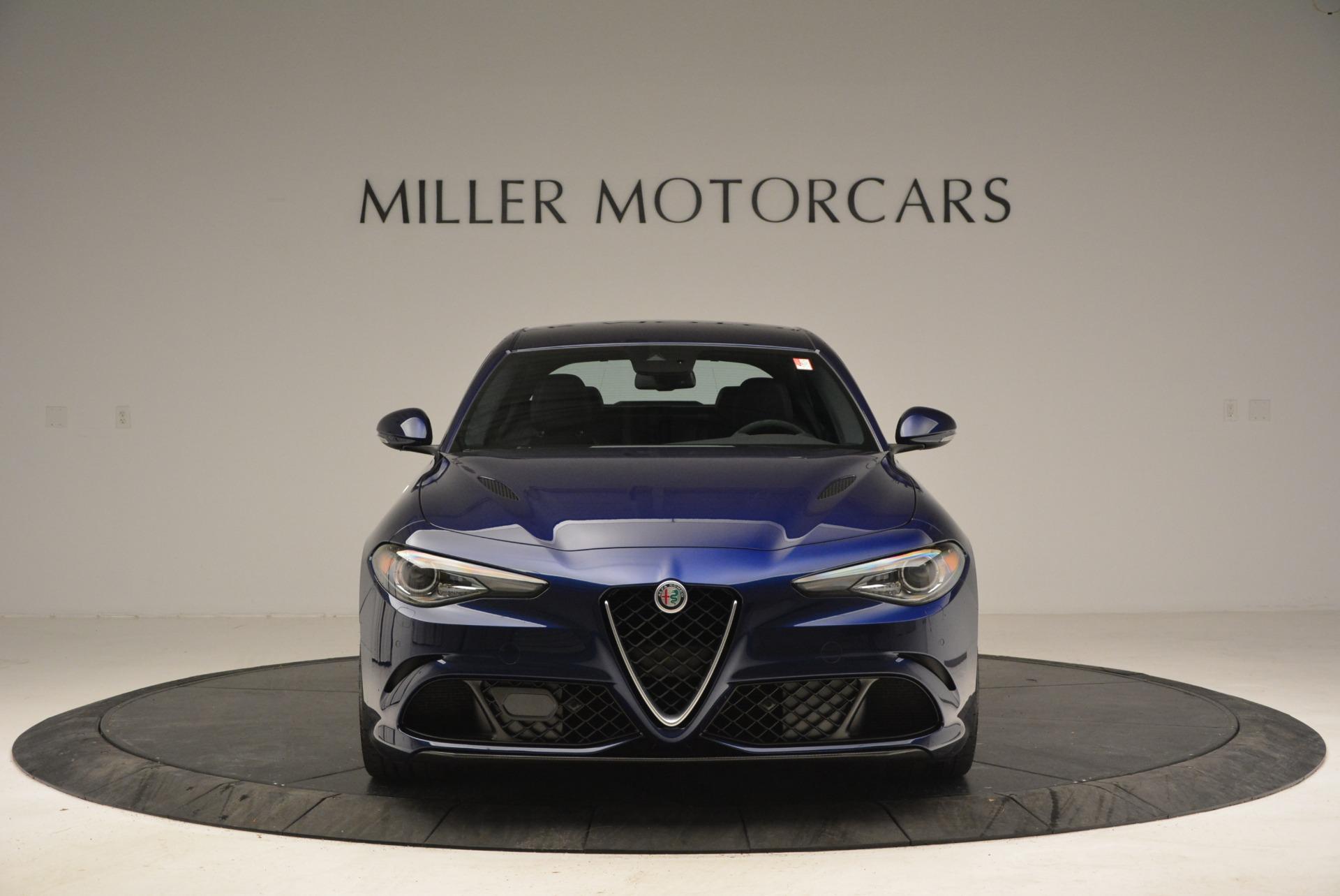 New 2018 Alfa Romeo Giulia Quadrifoglio For Sale In Greenwich, CT 2192_p12