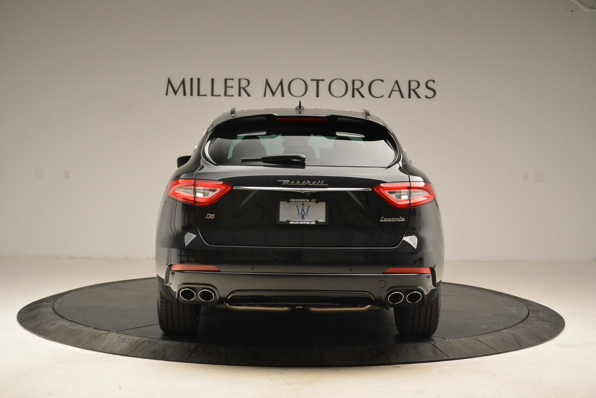 New 2018 Maserati Levante S Q4 GranSport For Sale In Greenwich, CT 2193_p6