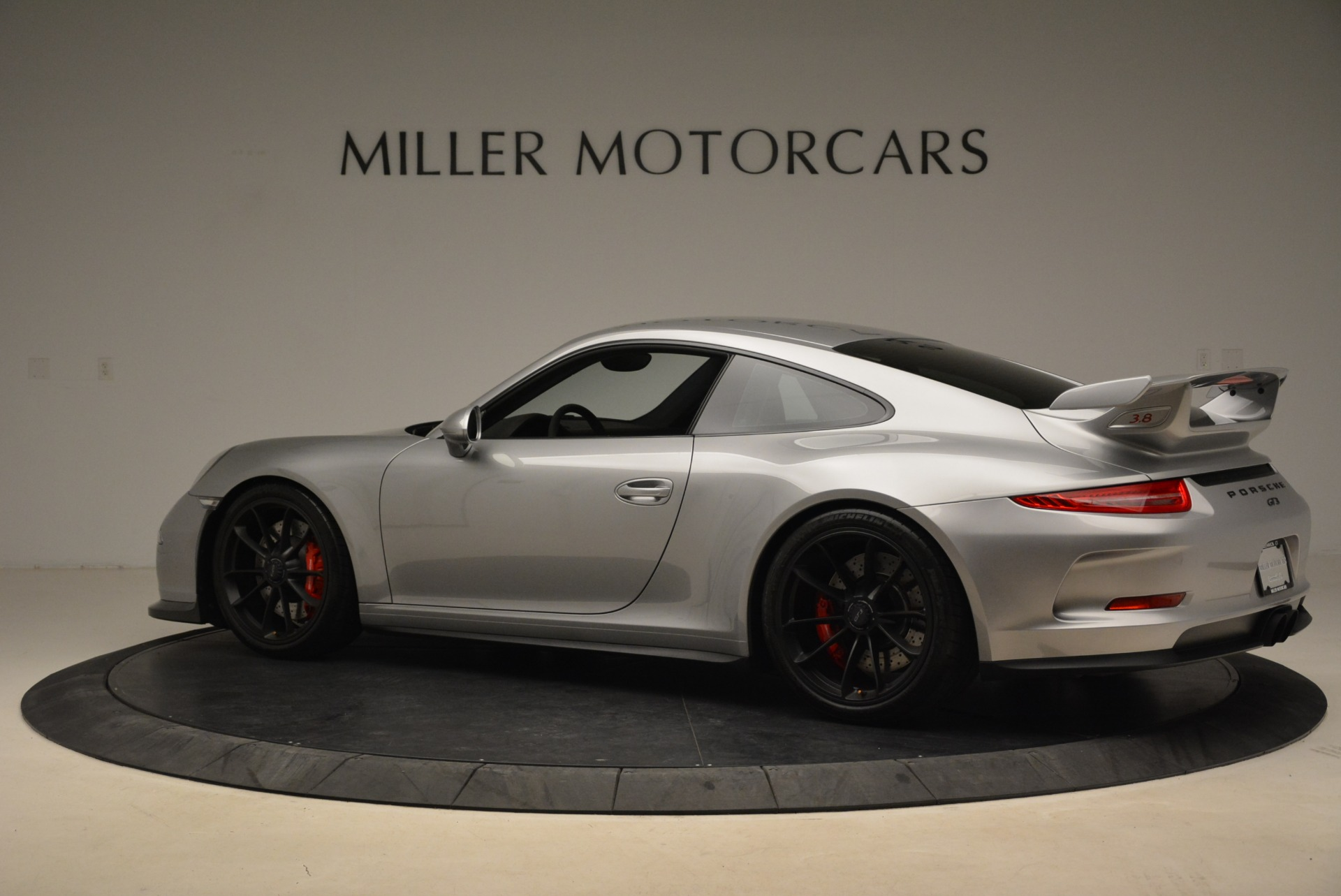 Used 2015 Porsche 911 GT3 For Sale In Greenwich, CT 2196_p4