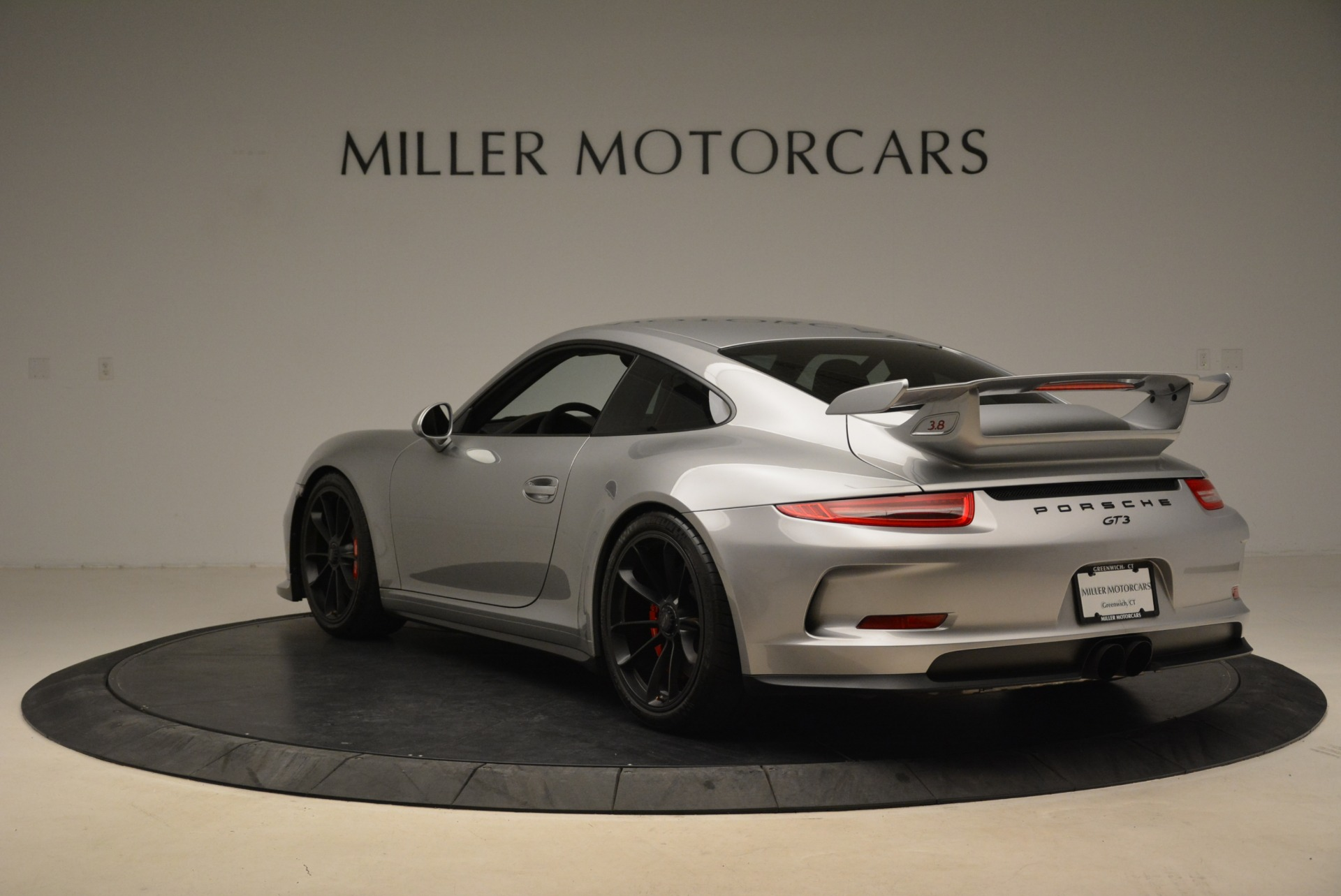 Used 2015 Porsche 911 GT3 For Sale In Greenwich, CT 2196_p5
