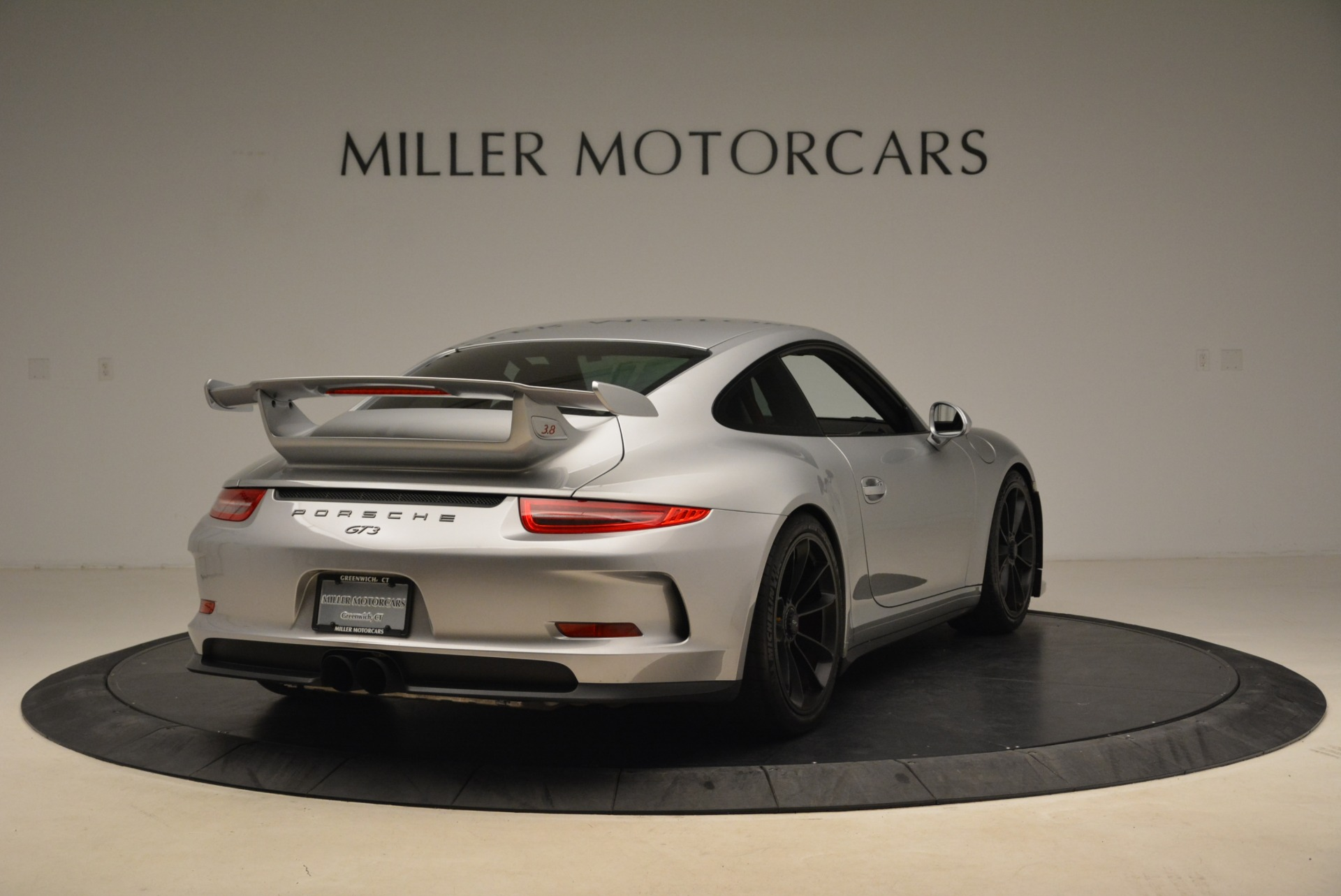 Used 2015 Porsche 911 GT3 For Sale In Greenwich, CT 2196_p7