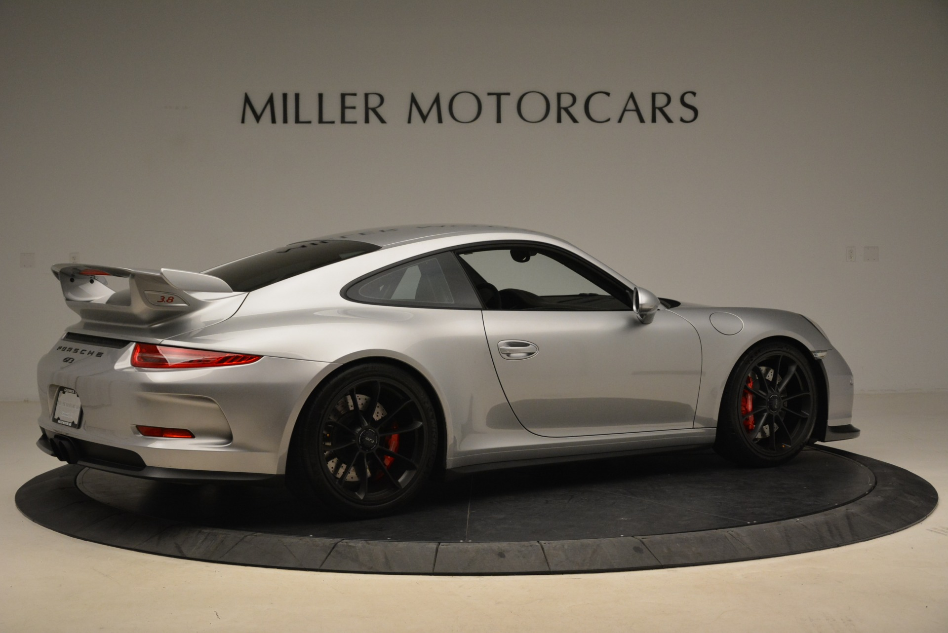 Used 2015 Porsche 911 GT3 For Sale In Greenwich, CT 2196_p8