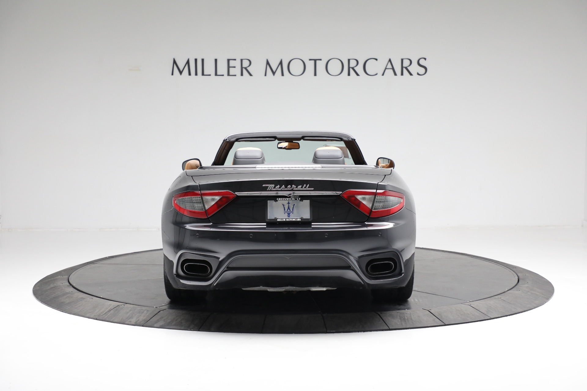 New 2018 Maserati GranTurismo Sport Convertible For Sale In Greenwich, CT 2198_p11