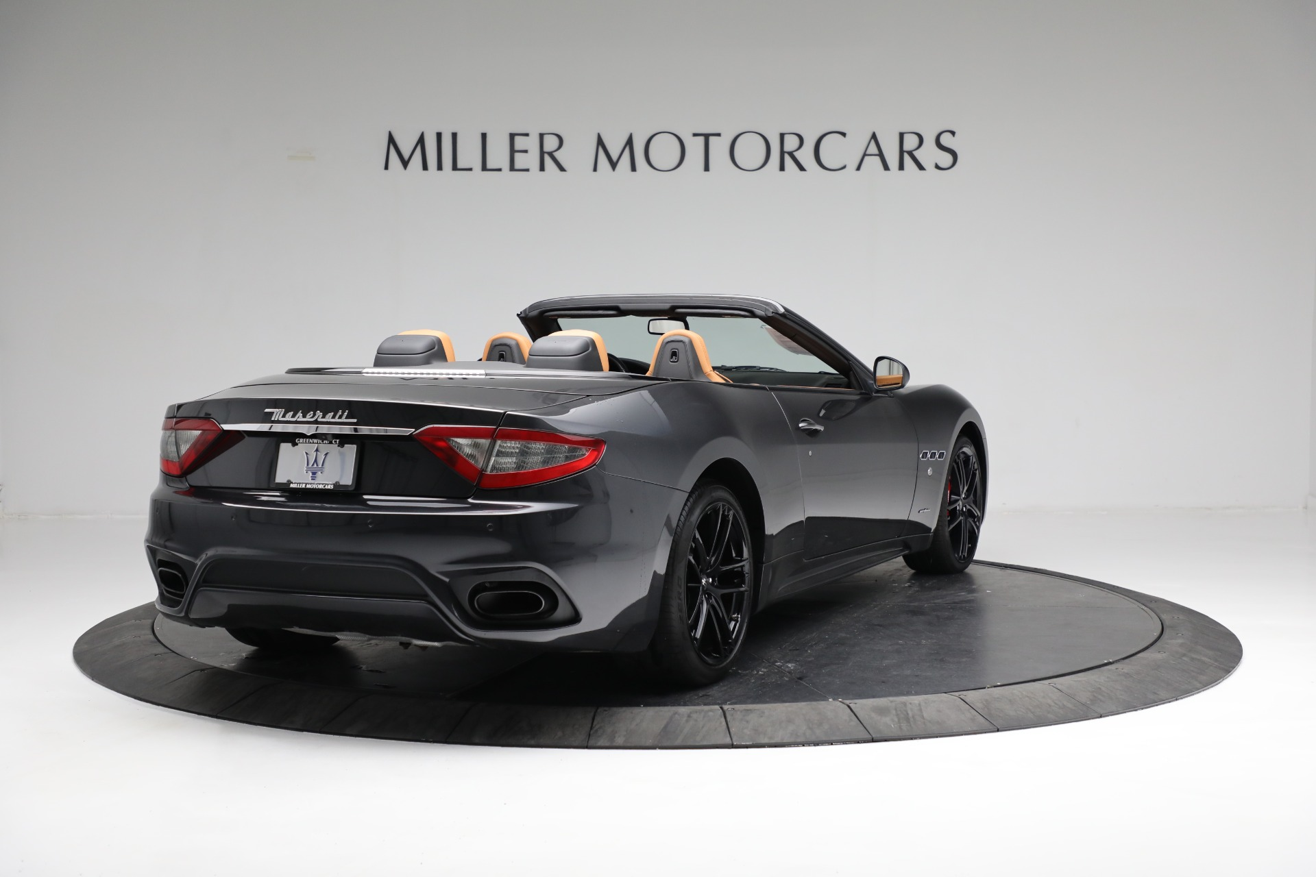 New 2018 Maserati GranTurismo Sport Convertible For Sale In Greenwich, CT 2198_p13