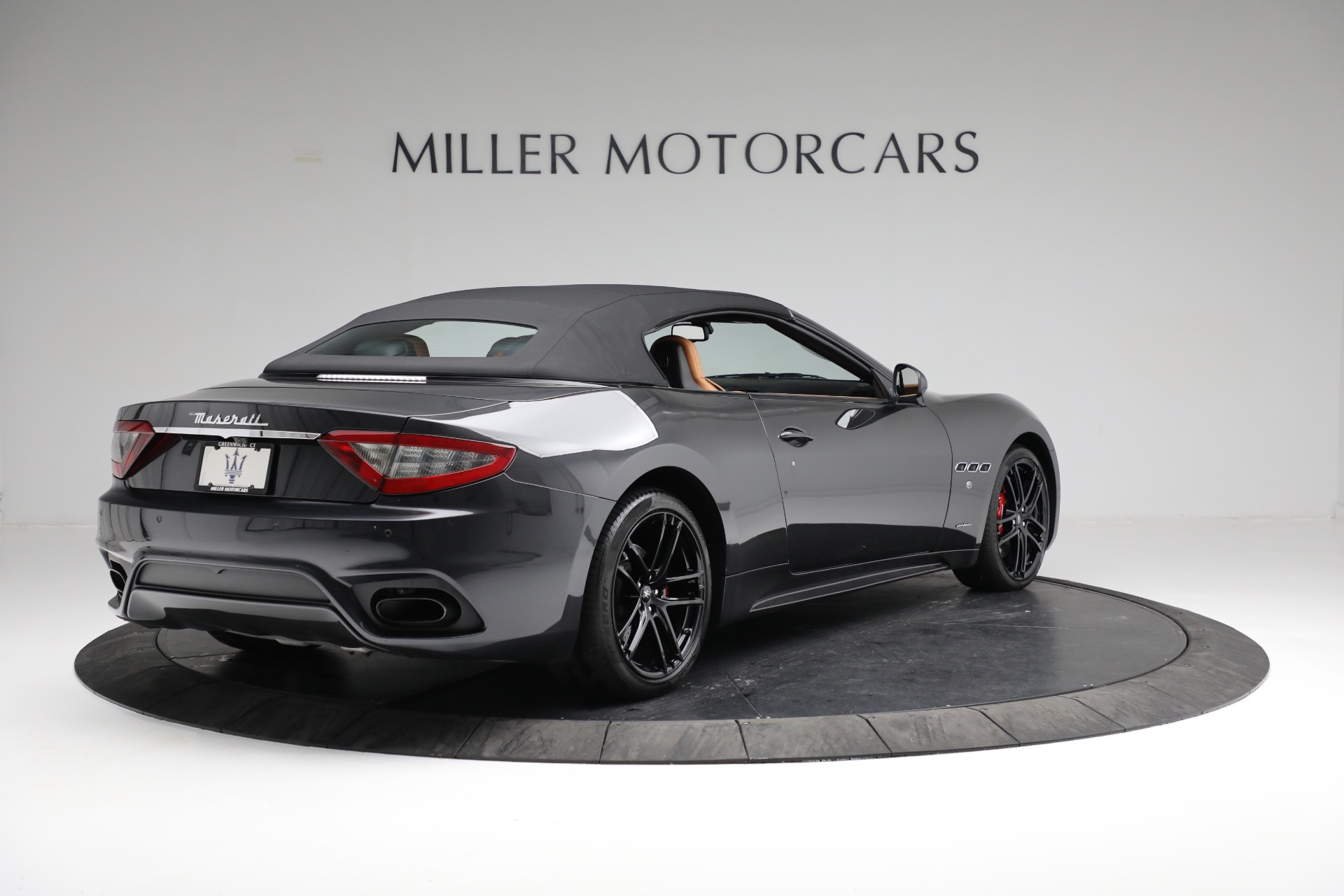 New 2018 Maserati GranTurismo Sport Convertible For Sale In Greenwich, CT 2198_p14
