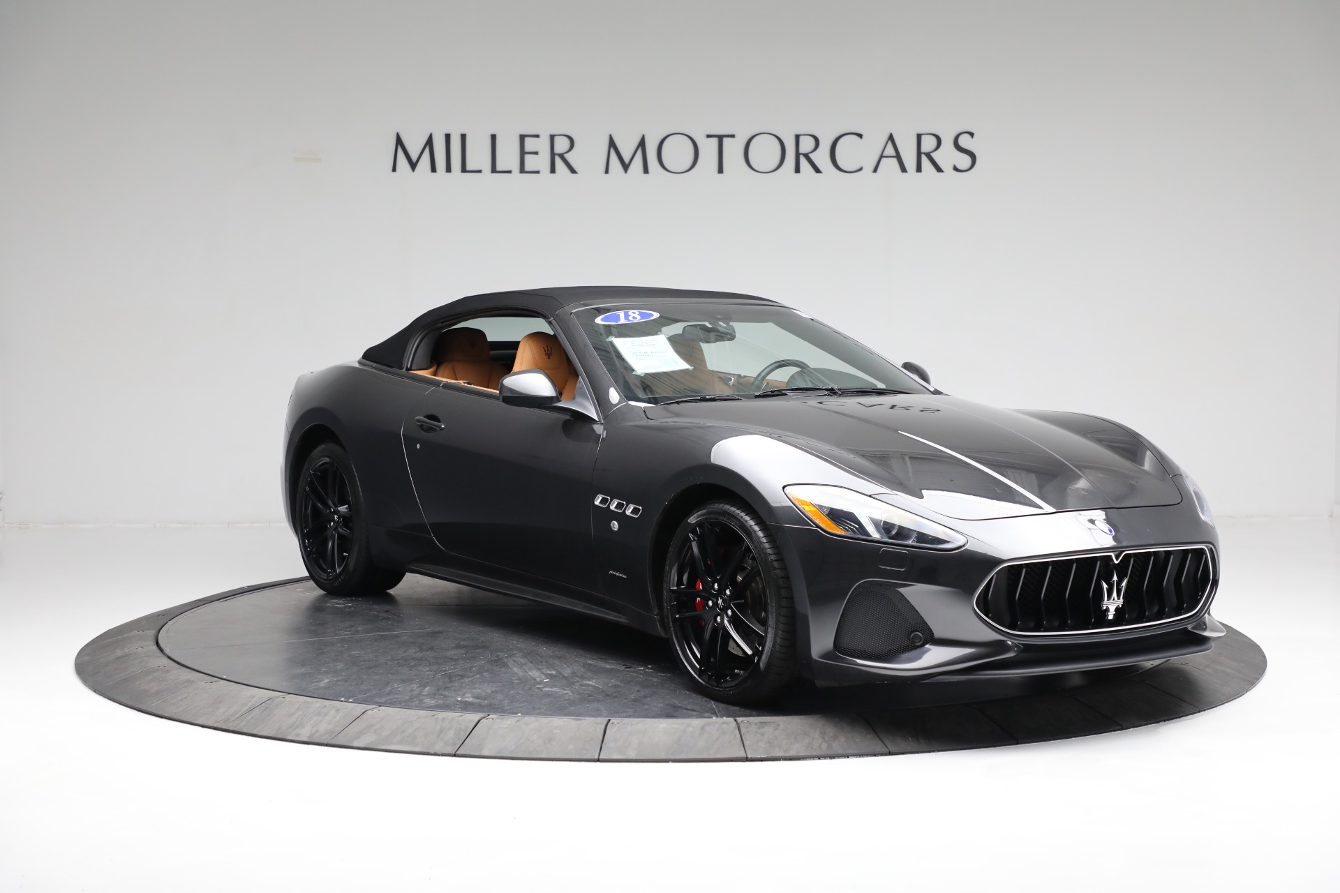 New 2018 Maserati GranTurismo Sport Convertible For Sale In Greenwich, CT 2198_p22