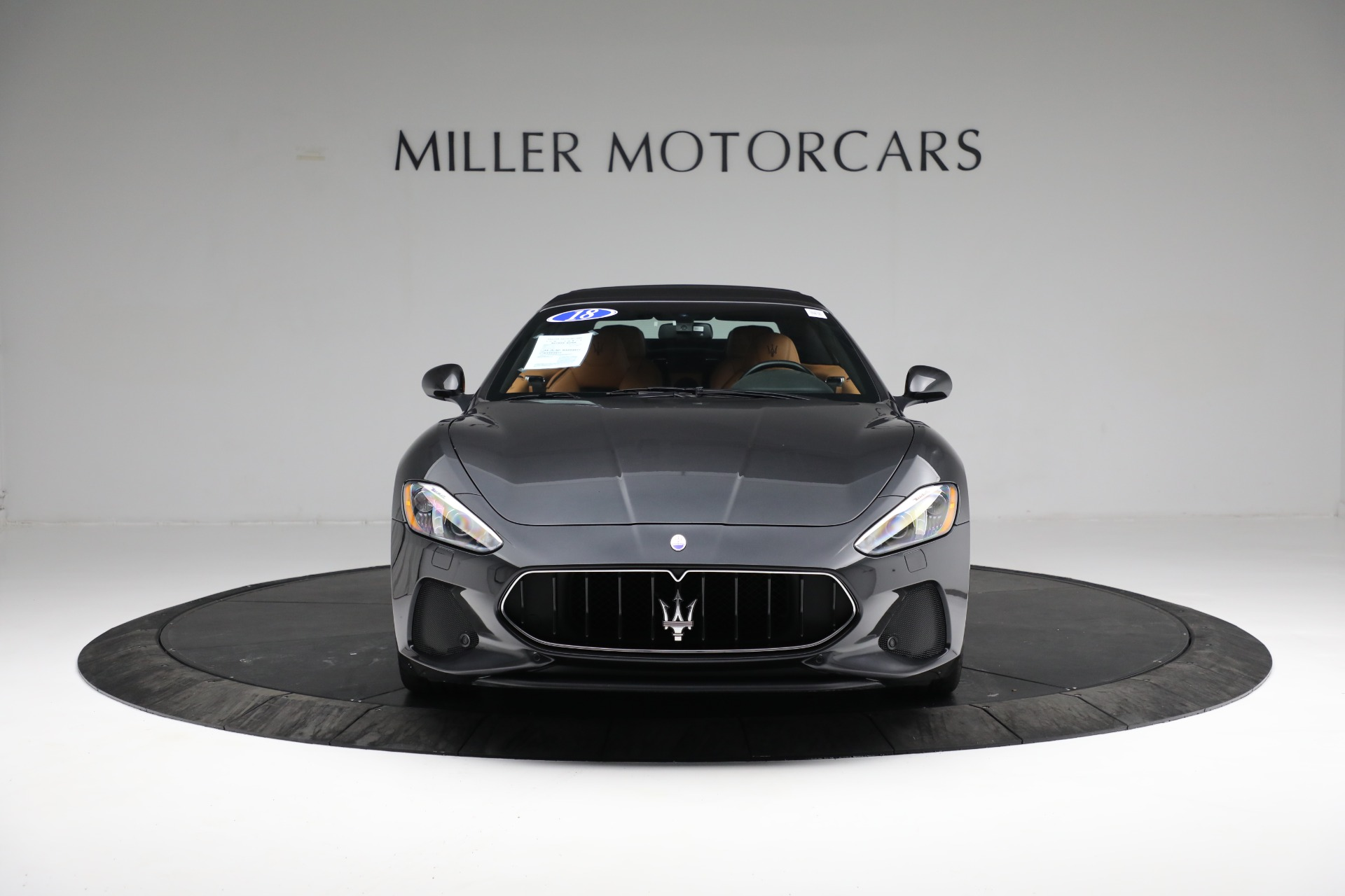 New 2018 Maserati GranTurismo Sport Convertible For Sale In Greenwich, CT 2198_p23
