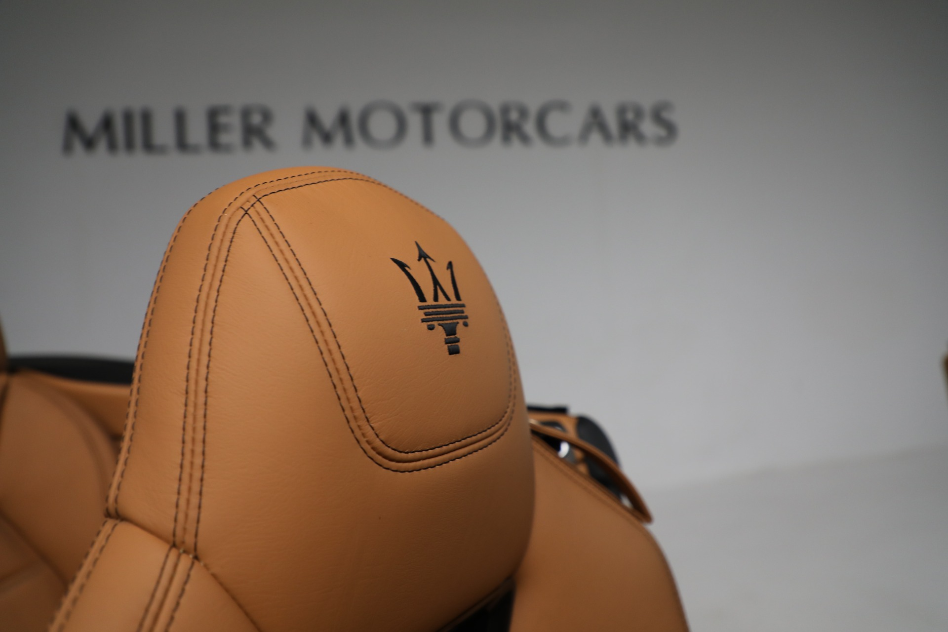 New 2018 Maserati GranTurismo Sport Convertible For Sale In Greenwich, CT 2198_p37
