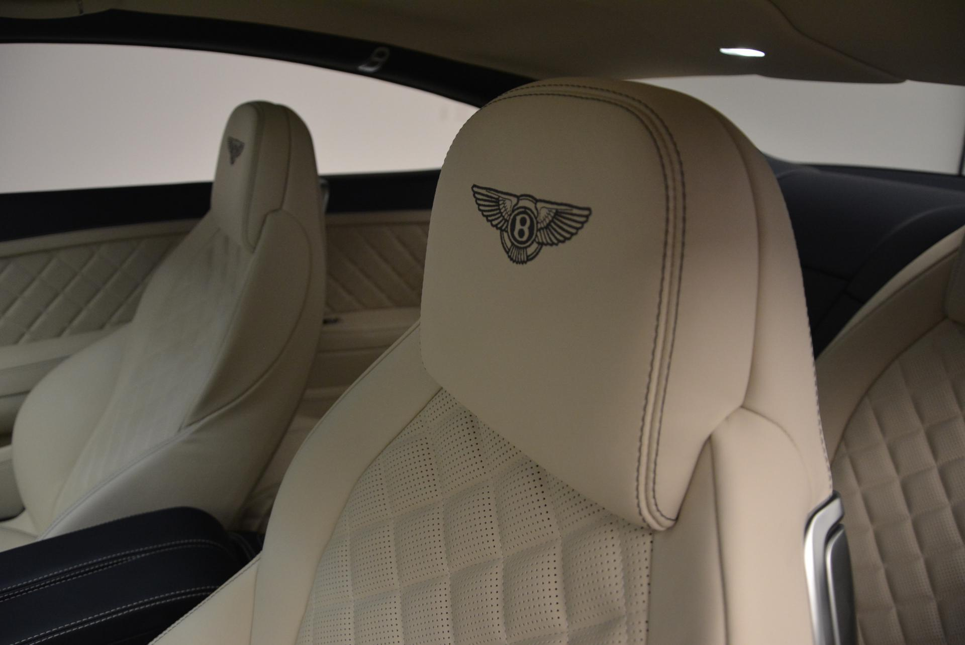 Used 2016 Bentley Continental GT V8 S  For Sale In Greenwich, CT 22_p22
