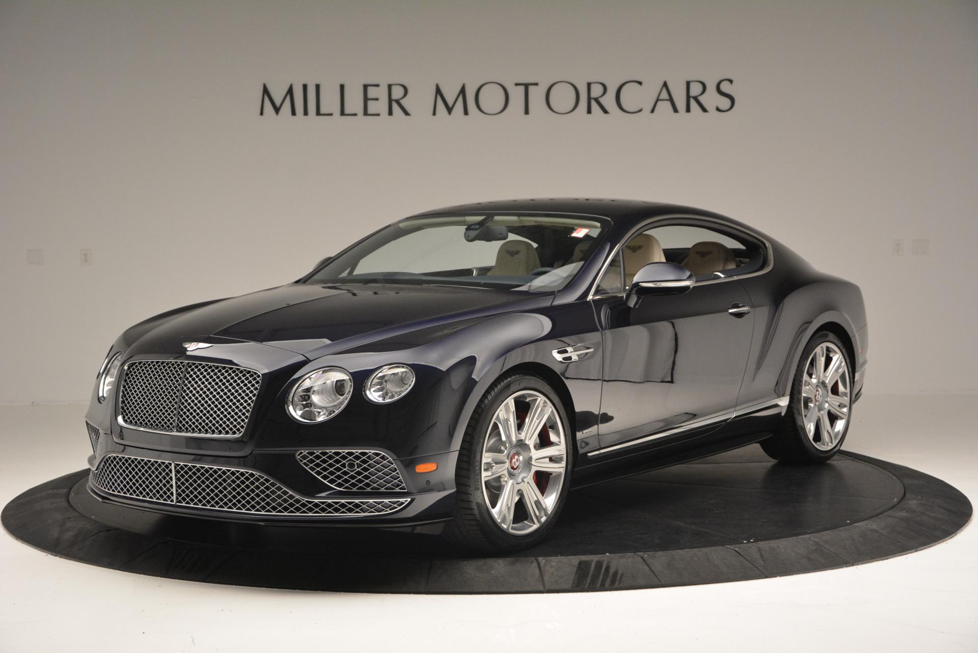 Used 2016 Bentley Continental GT V8 S  For Sale In Greenwich, CT 22_p2