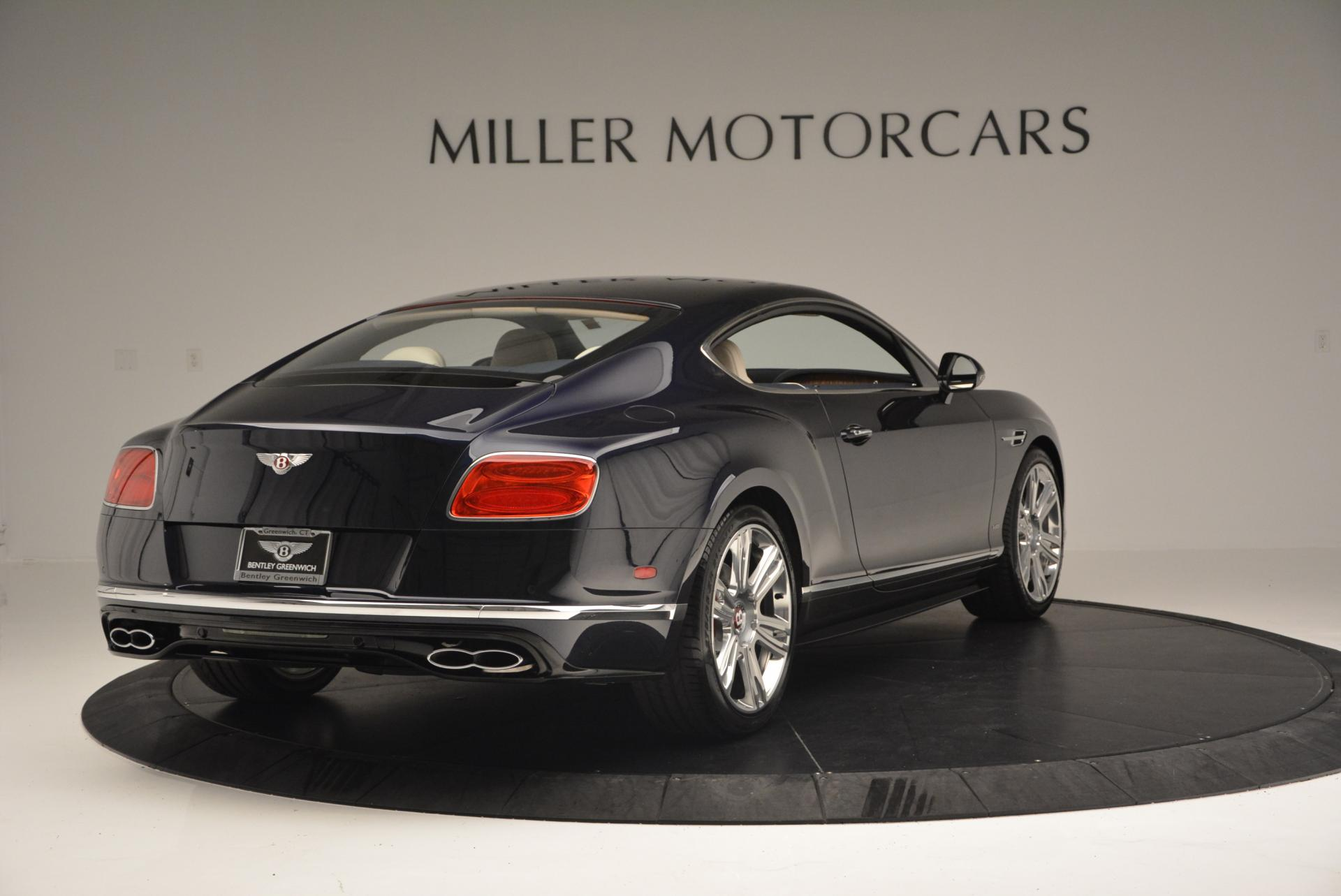 Used 2016 Bentley Continental GT V8 S  For Sale In Greenwich, CT 22_p7