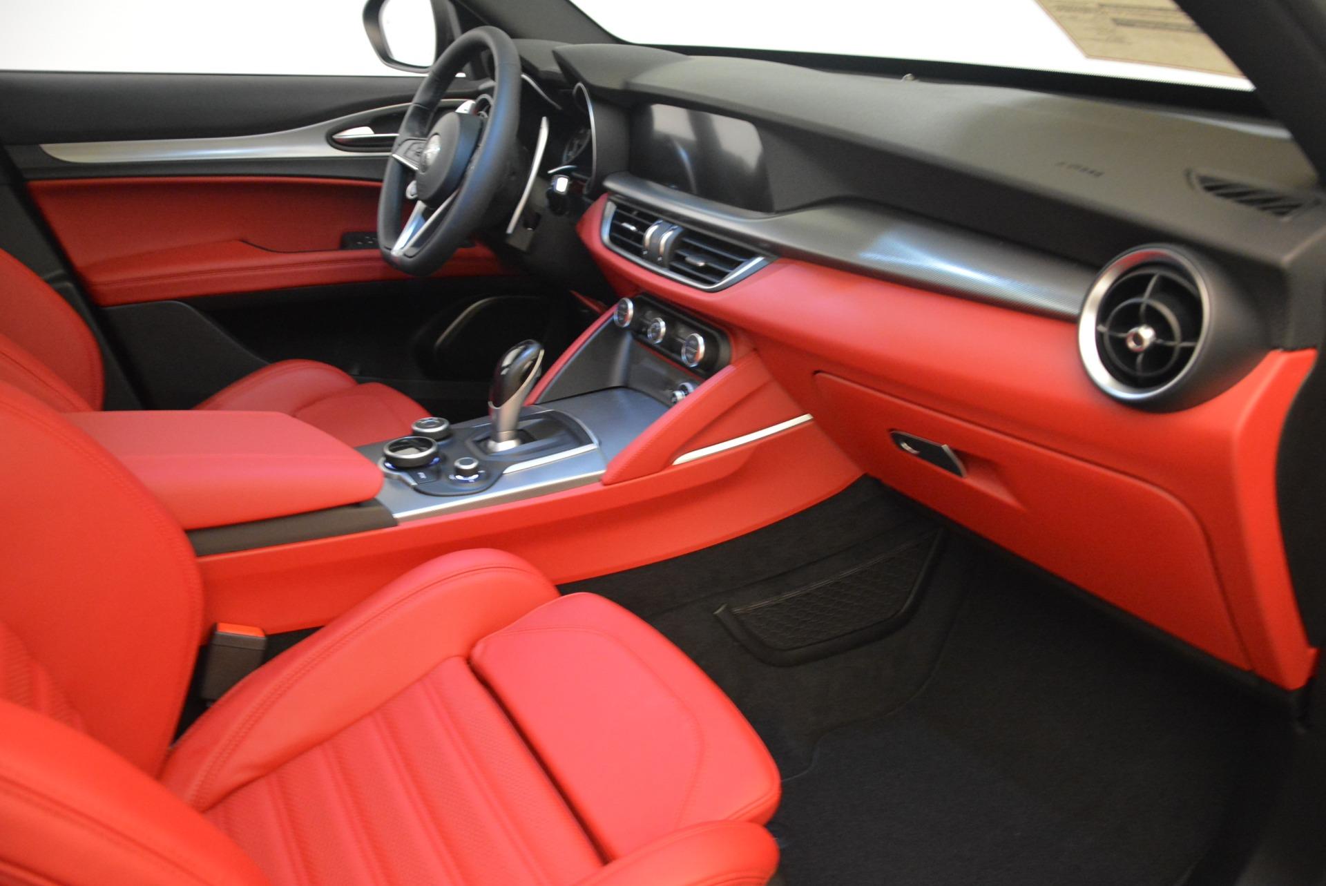 New 2018 Alfa Romeo Stelvio Ti Sport Q4 For Sale In Greenwich, CT 2200_p15